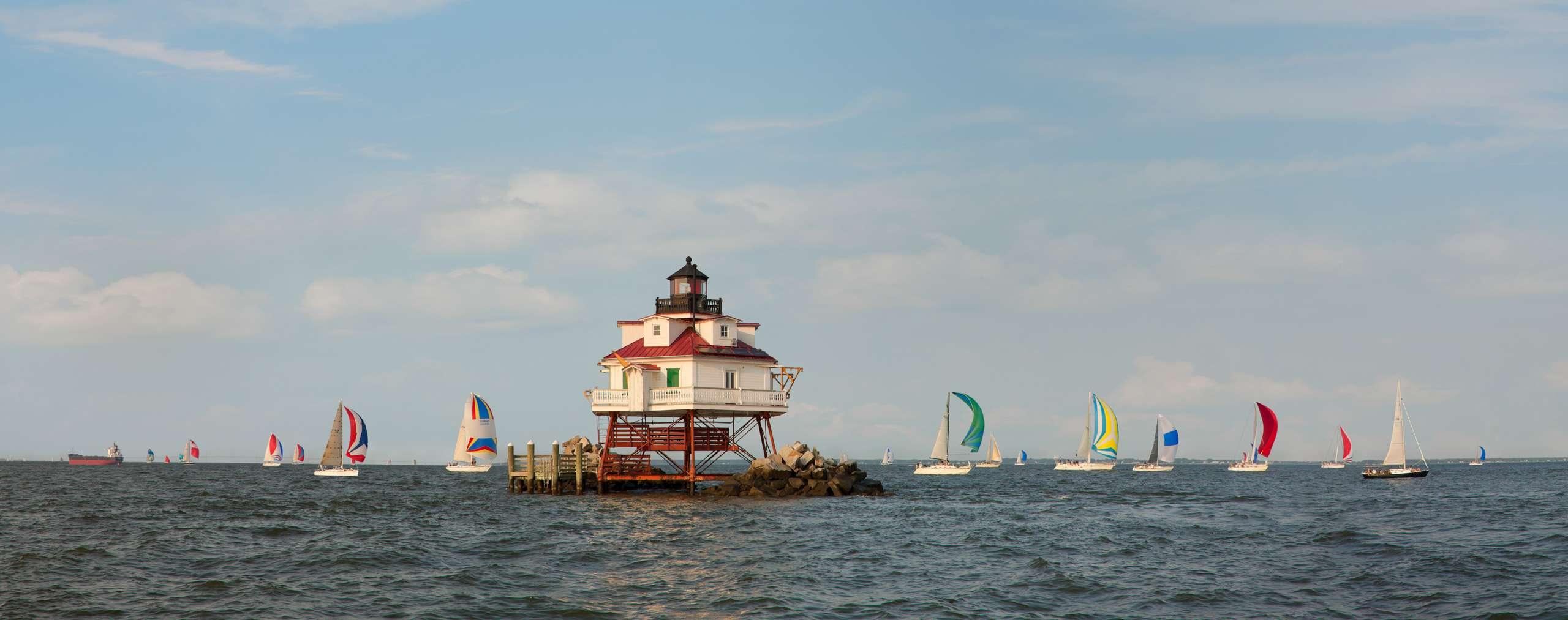 PORTFOLIO - Sailing - Chesapeake #28-PCG-536