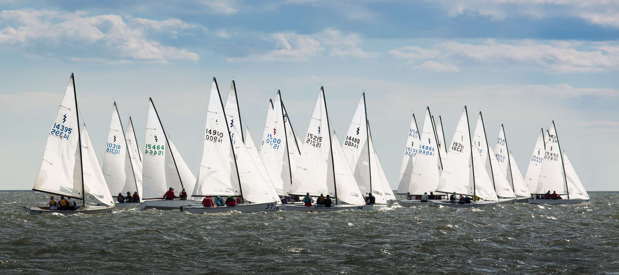 PORTFOLIO - Sailing - Chesapeake #1 PCG747