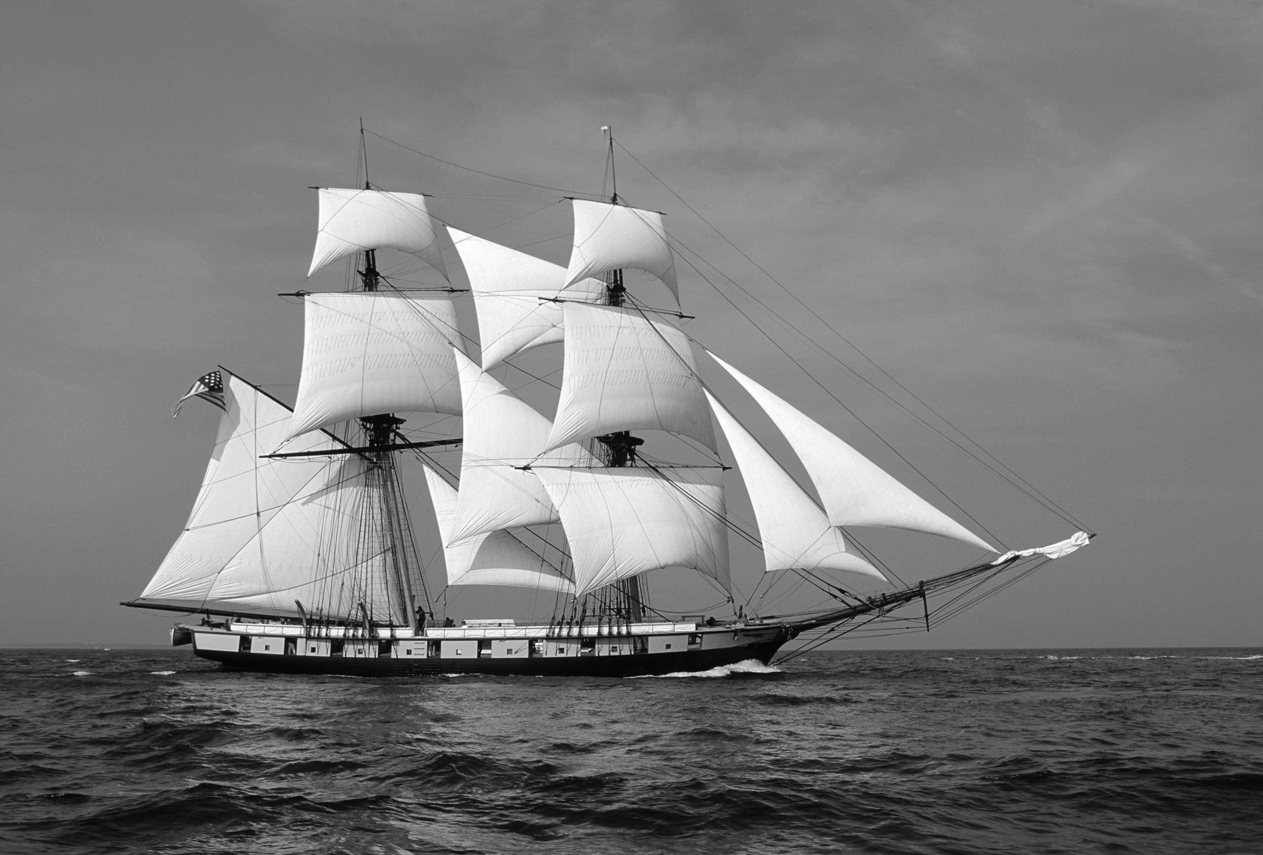 PORTFOLIO - Sailing - Tall Ships #23-PCG257