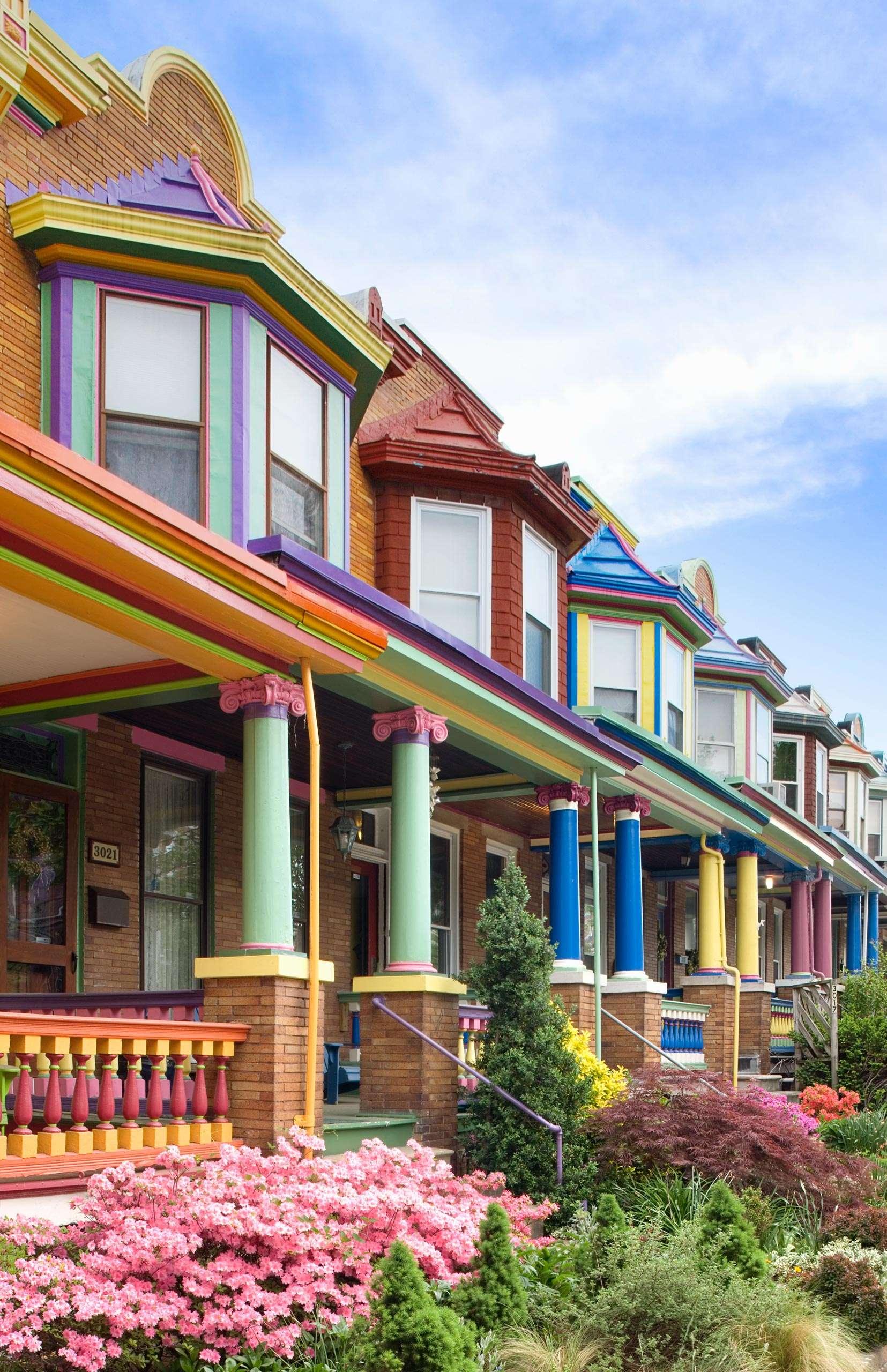 PORTFOLIO - Baltimore - Neighborhoods  #8  PCG343