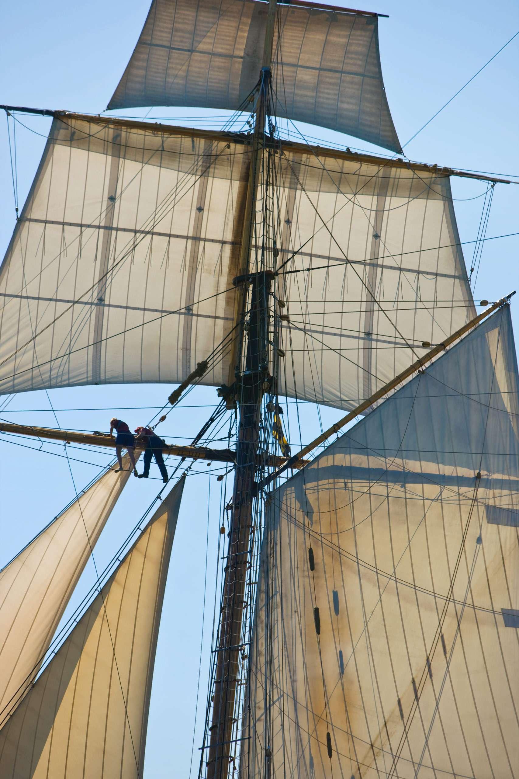 PORTFOLIO - Sailing - Windjammers #6   PCG457