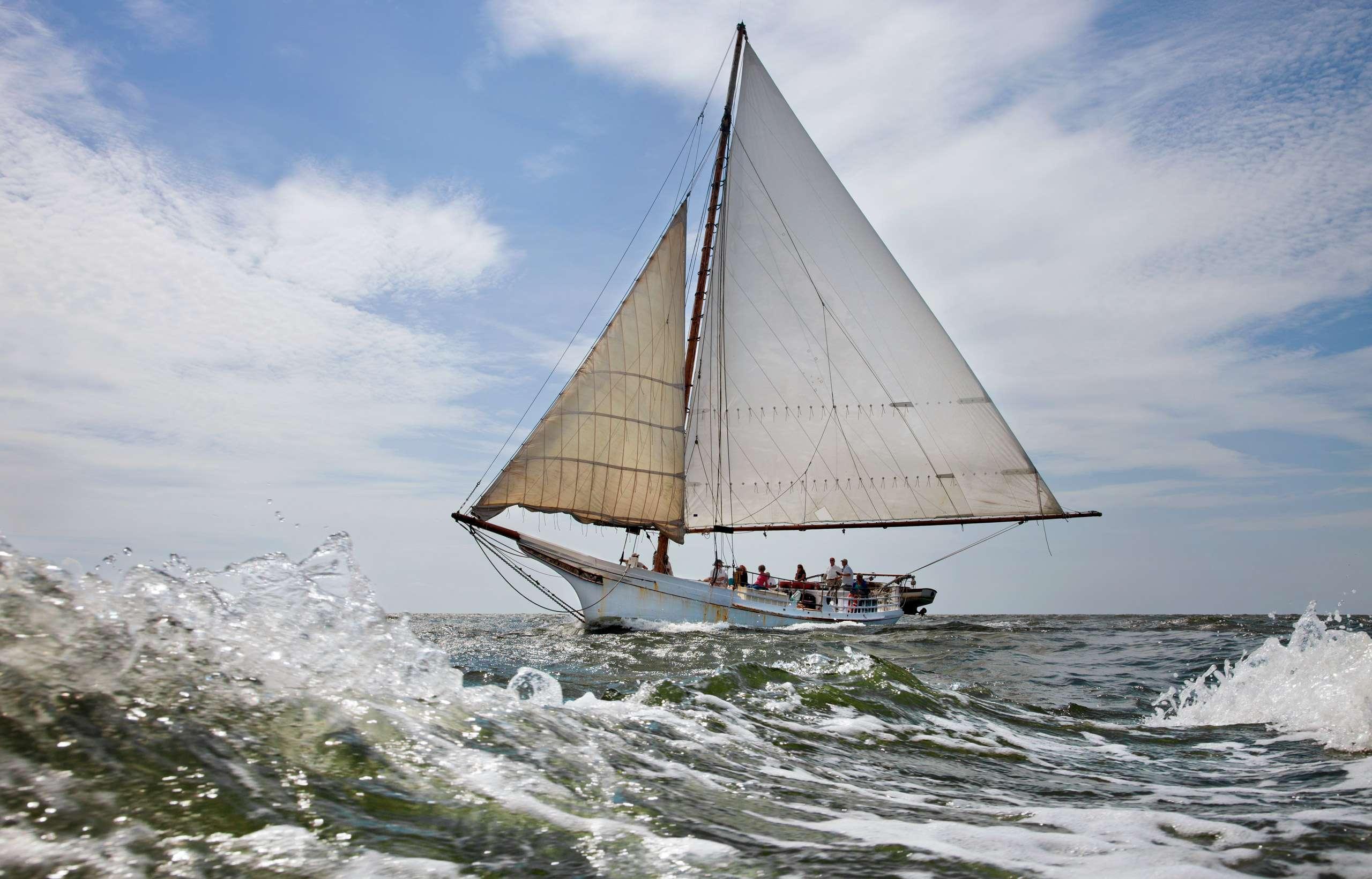 PORTFOLIO - Sailing - Skipjacks #6  PCG 761