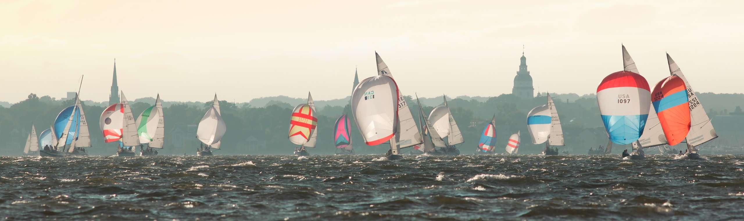PORTFOLIO - Sailing - Chesapeake #6    PCG752