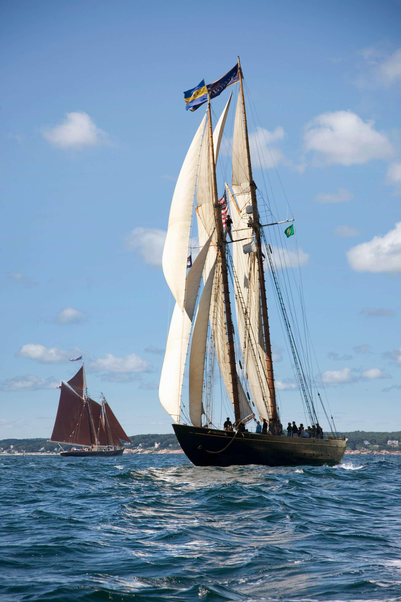 PORTFOLIO - Sailing - Windjammers #19  PCG459
