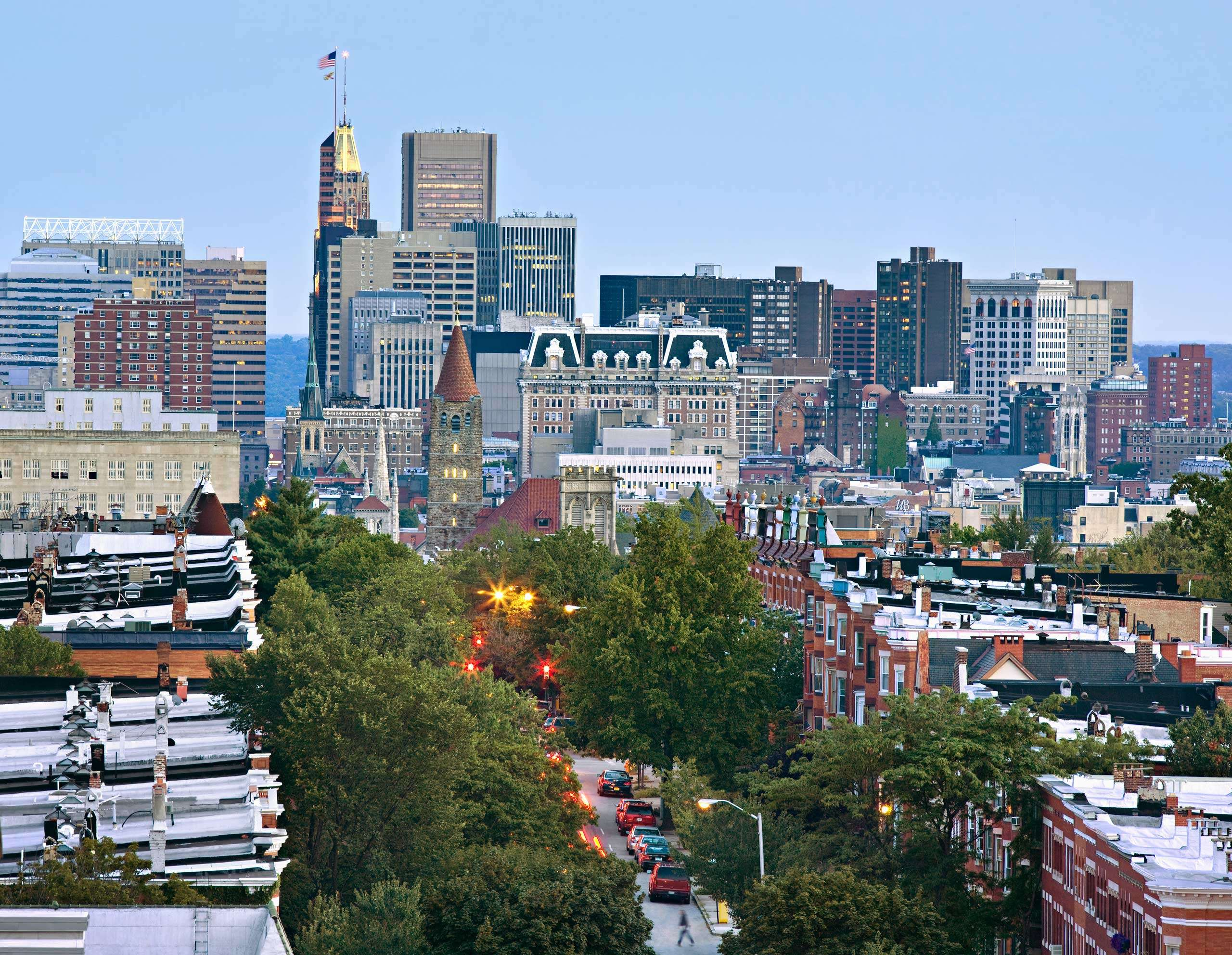 PORTFOLIO - Baltimore Skylines  #24-PCG624