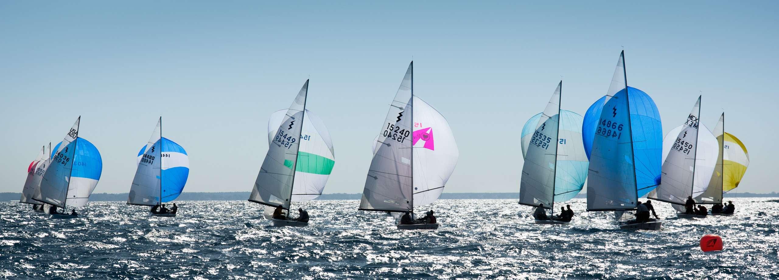 PORTFOLIO - Sailing - Chesapeake #5   PCG751