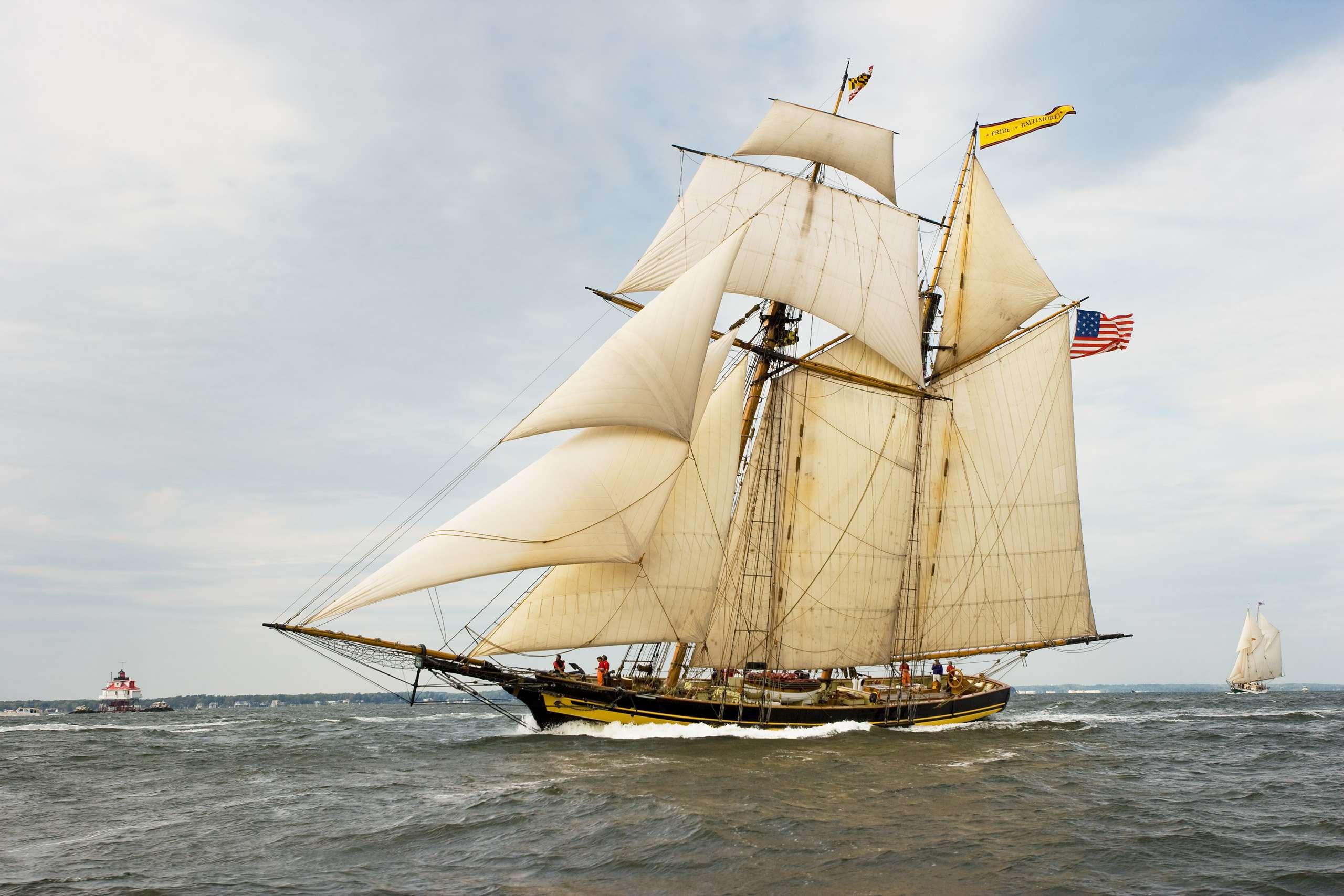 PORTFOLIO - Sailing - Tall Ships #12-PCG285