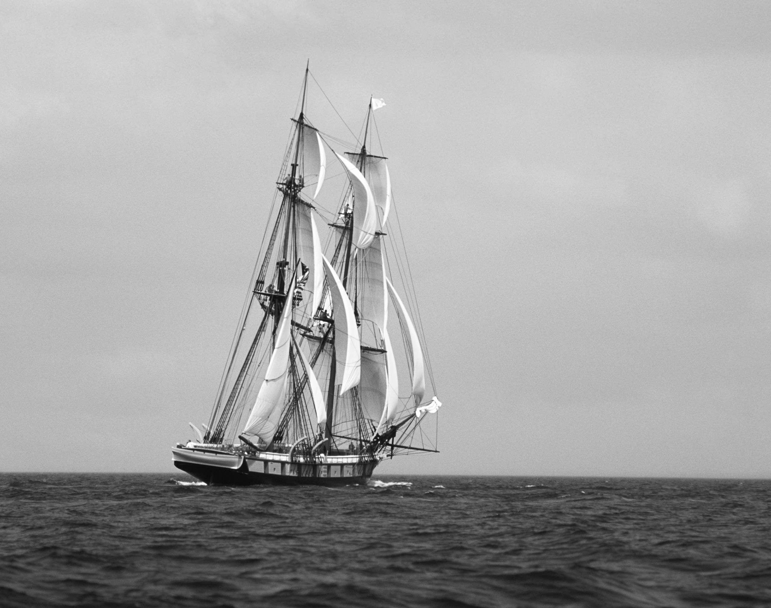 PORTFOLIO - Sailing - Tall Ships #25-PCG258
