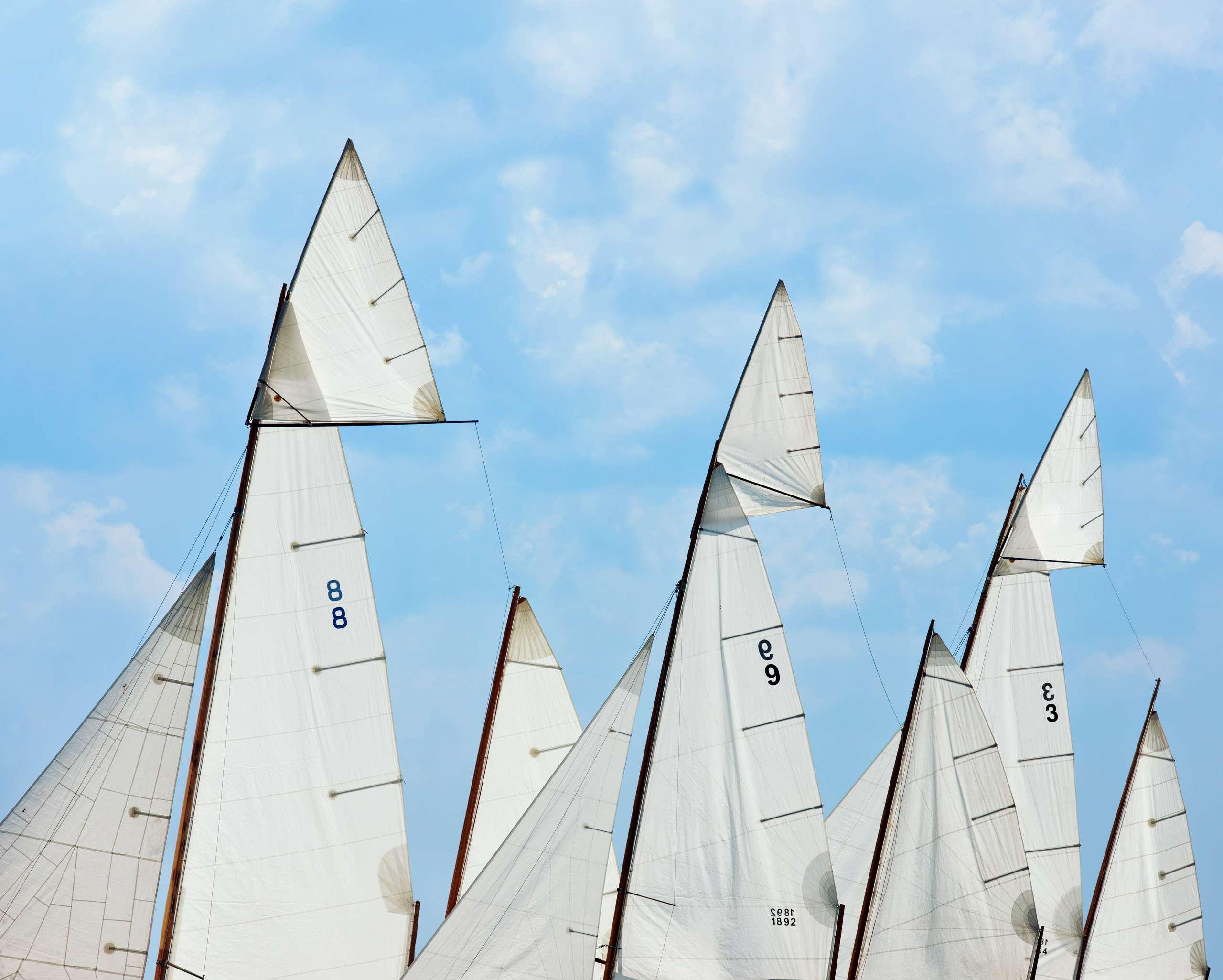 PORTFOLIO - Sailing - Log Canoes #5   PCG527