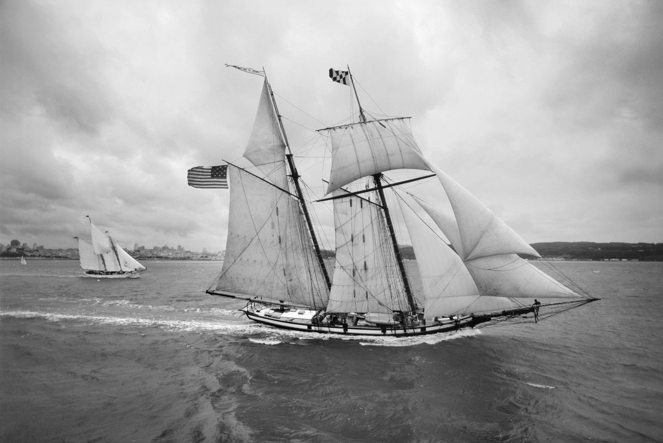 PORTFOLIO - Maritime #7 - B&W - PCG348
