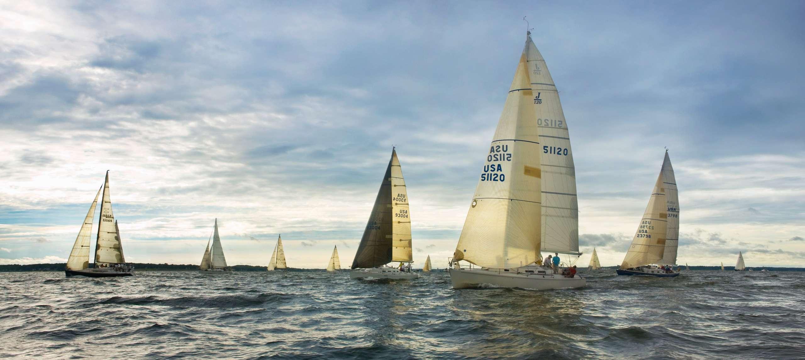 PORTFOLIO - Sailing - Chesapeake #23    PCG425