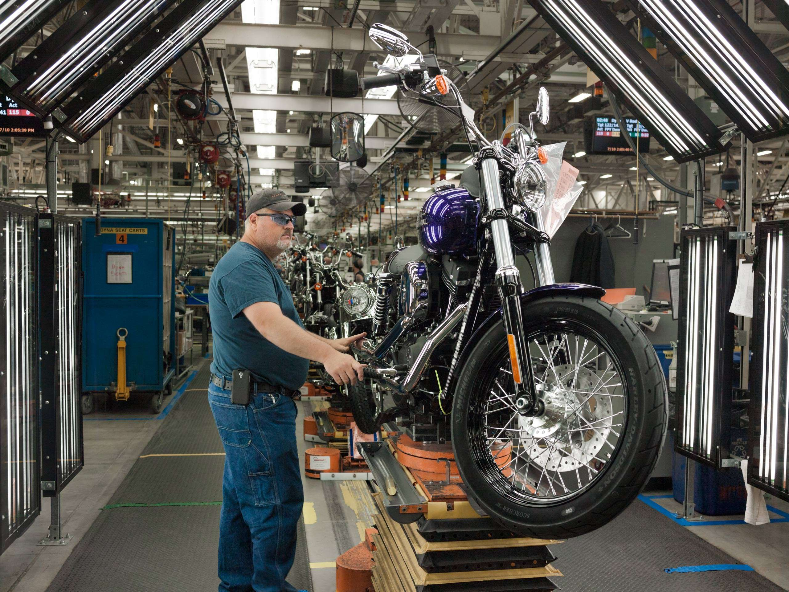 Harley-Davidson Vehicle and Powertrain Operations