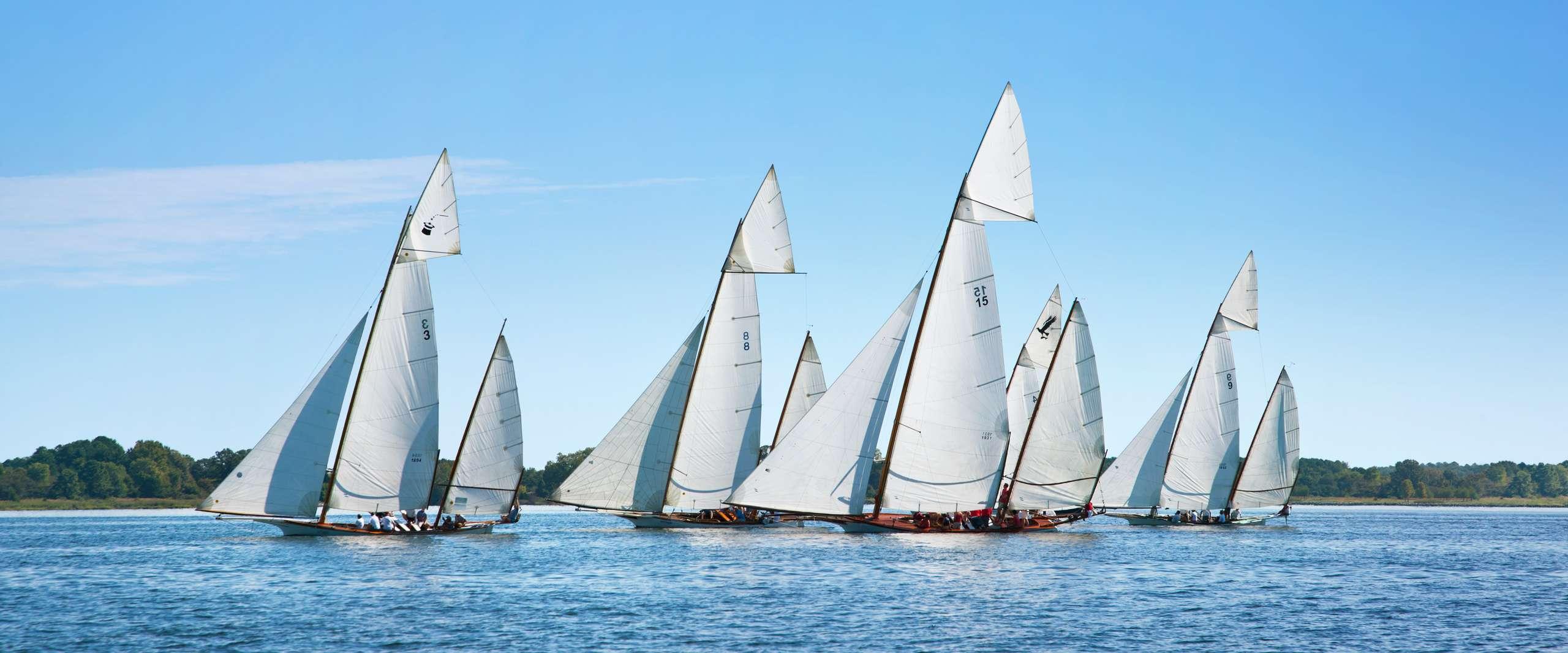 PORTFOLIO - Sailing - Chesapeake #22    PCG564