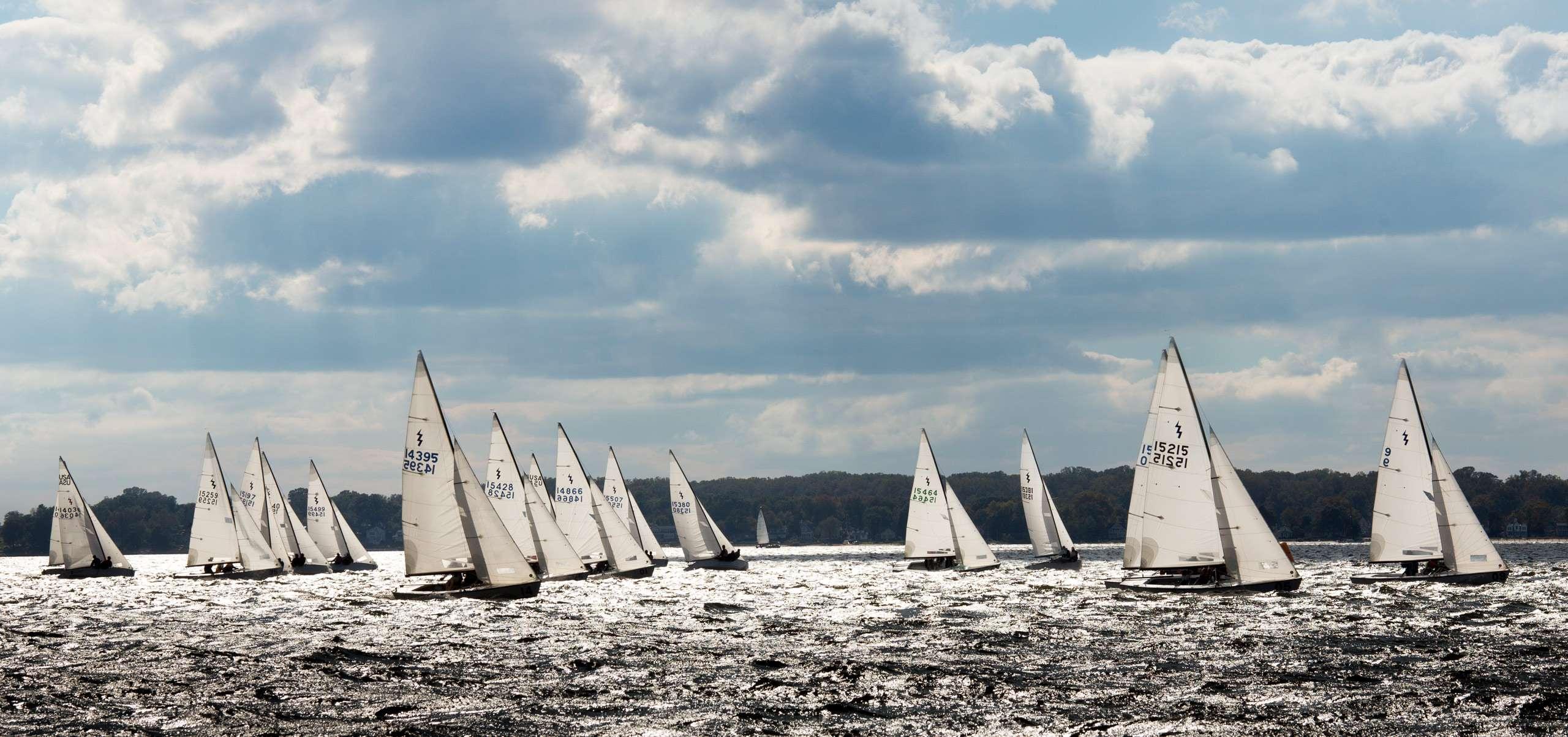 PORTFOLIO - Sailing - Chesapeake #4   PCG750