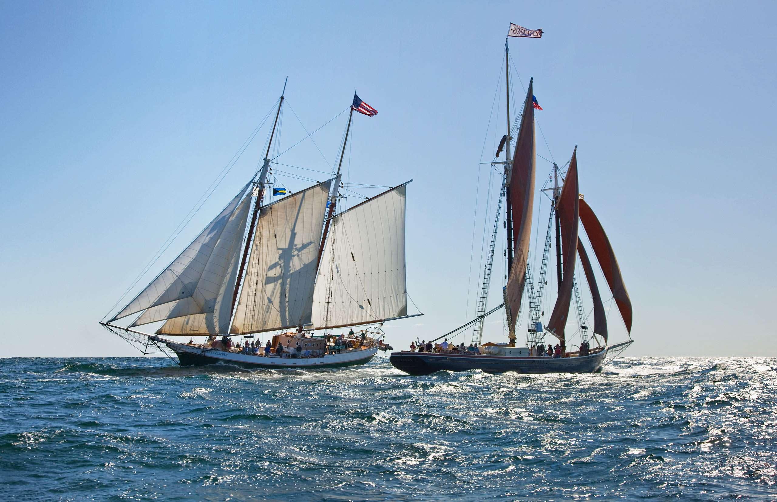 PORTFOLIO - Sailing - Windjammers #14   PCG446