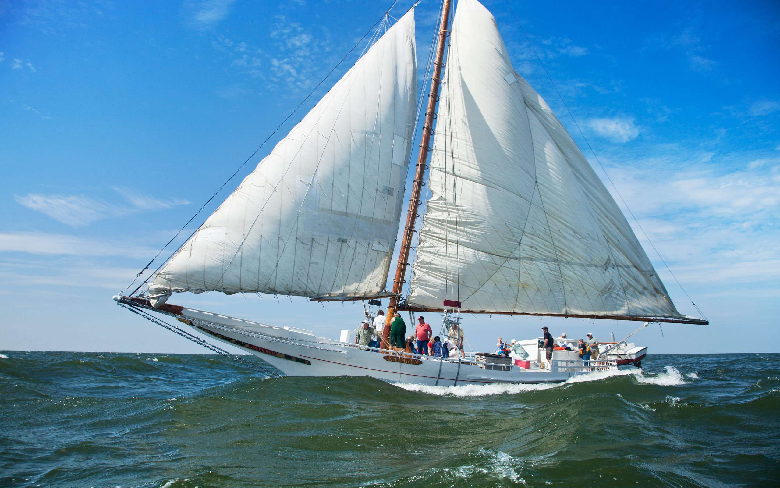 PORTFOLIO - Sailing - Skipjacks #14