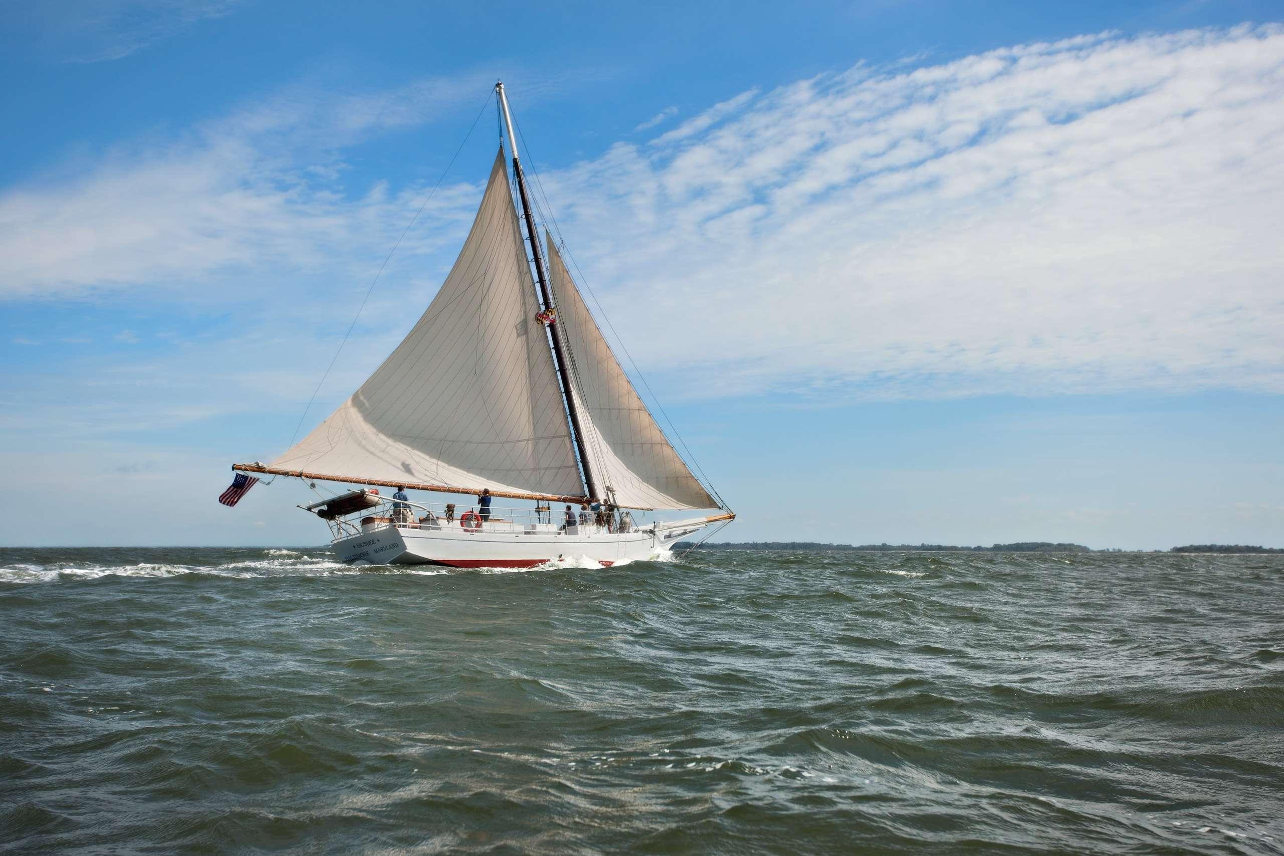 PORTFOLIO - Sailing - Skipjacks #8  PCG659
