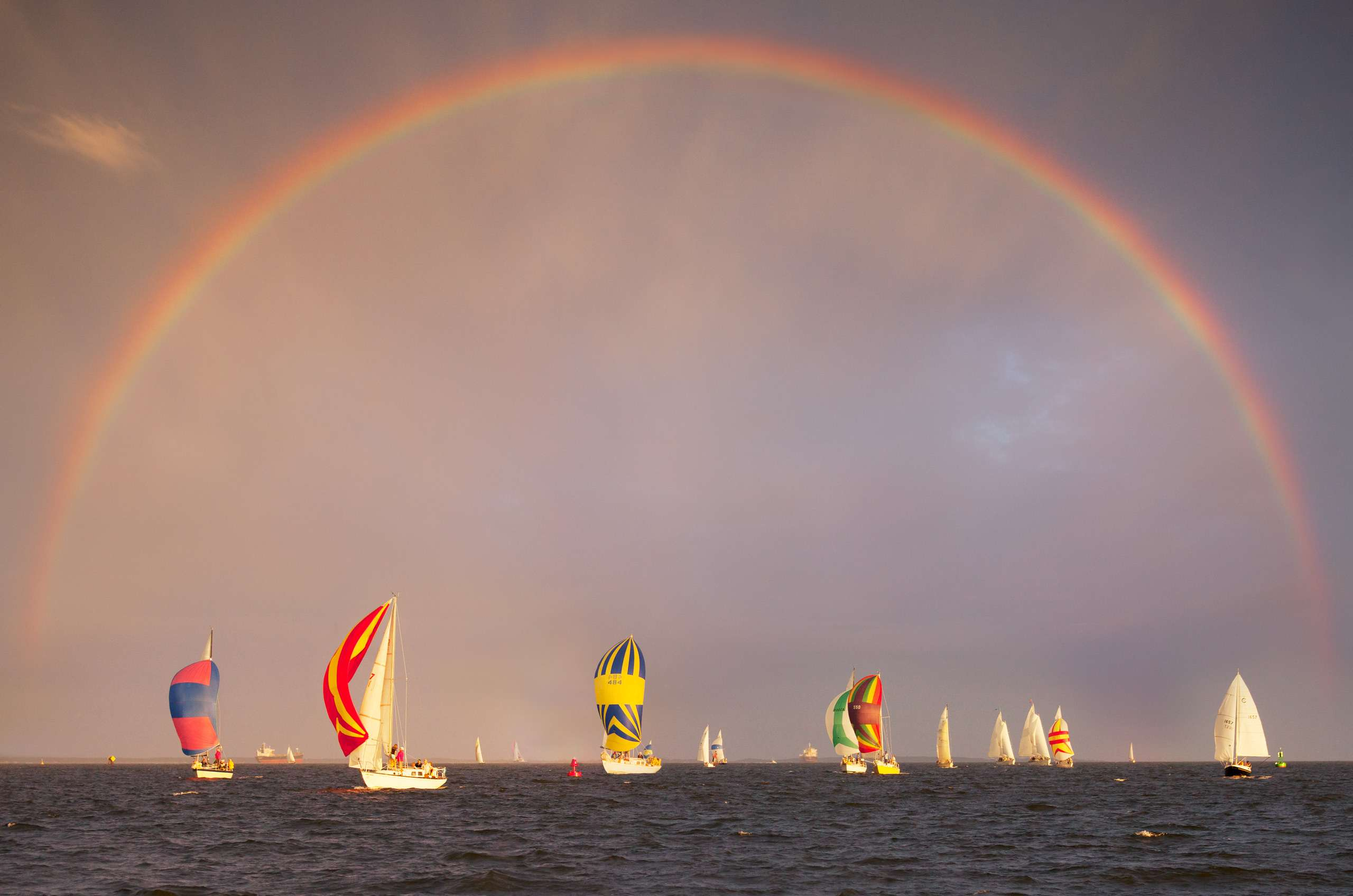 PORTFOLIO - Sailing - Chesapeake #30-PCG769