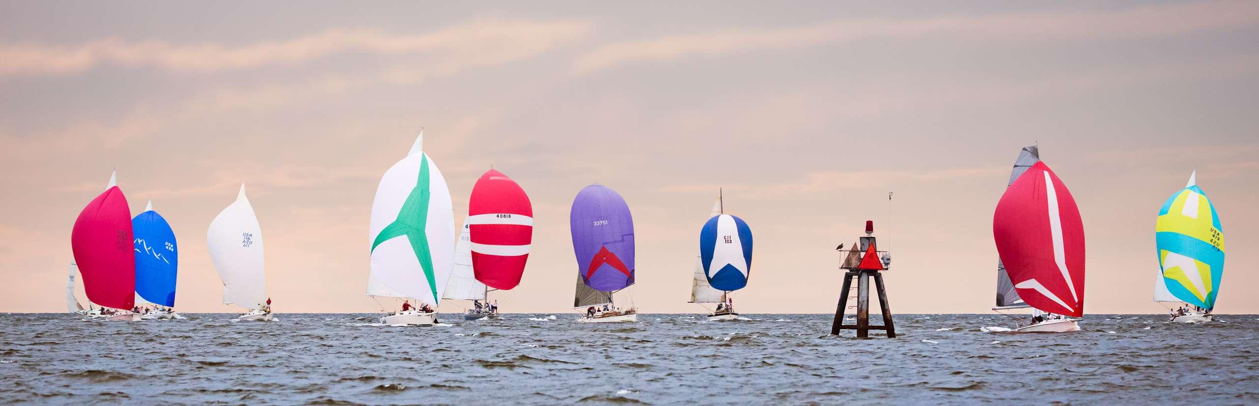 PORTFOLIO - Sailing - Chesapeake #7    PCG753