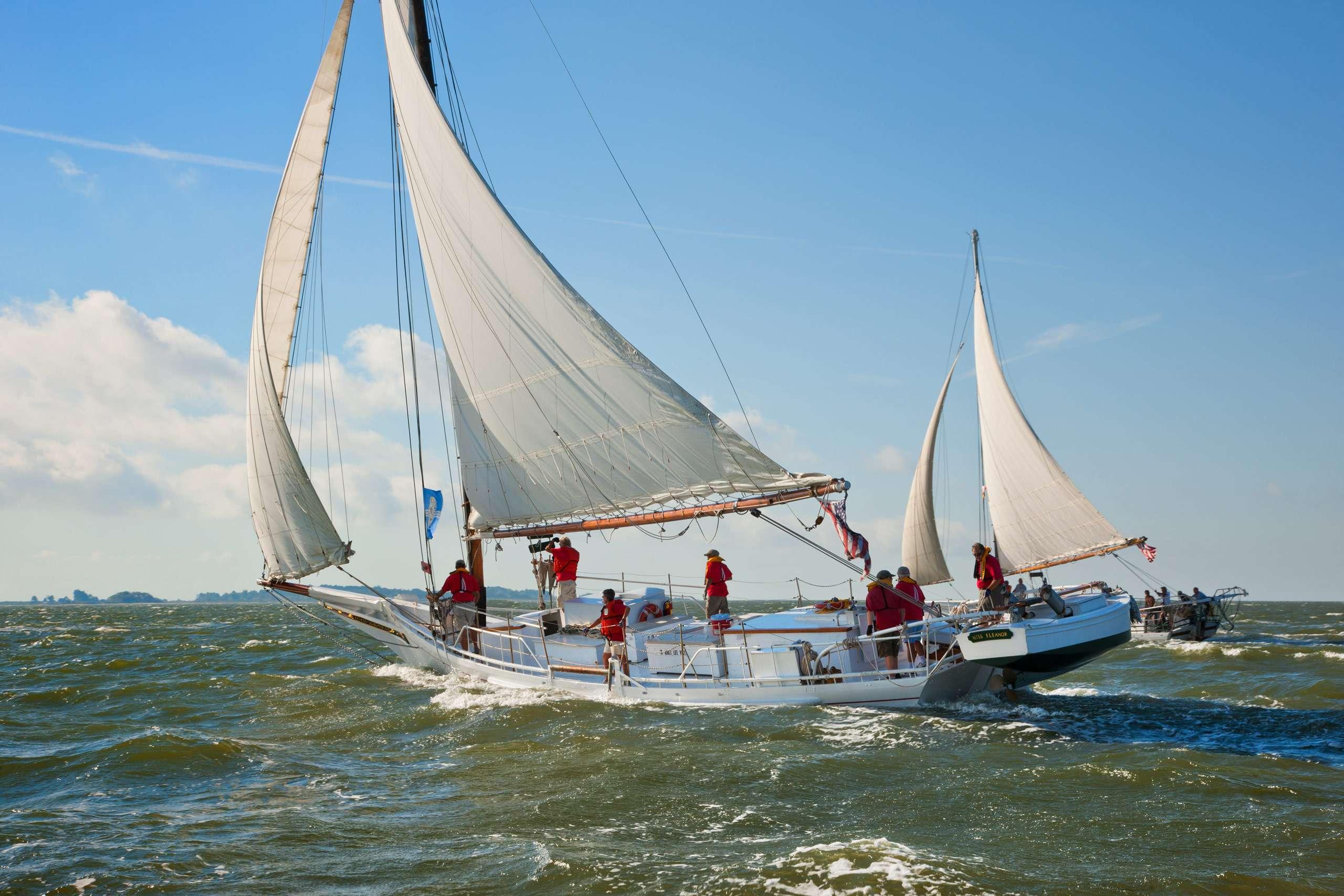 PORTFOLIO - Sailing - Skipjacks #11  PCG651