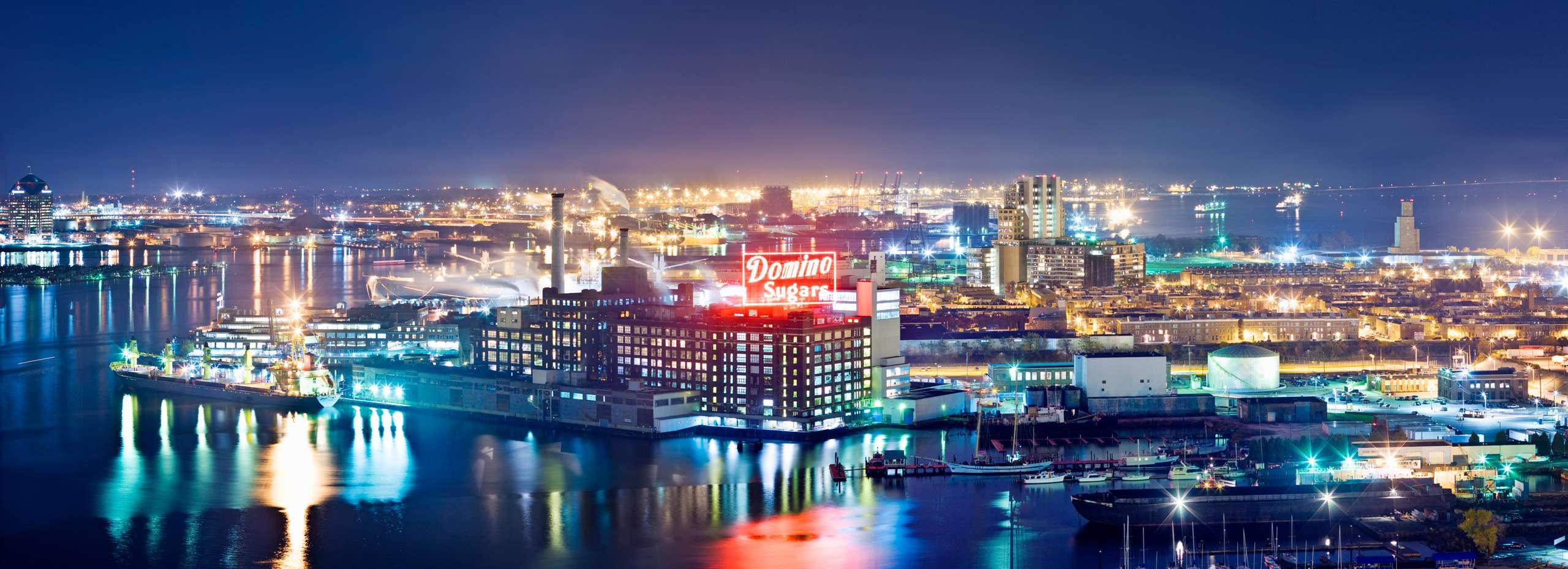 PORTFOLIO - Baltimore Skylines  #18-PCG392
