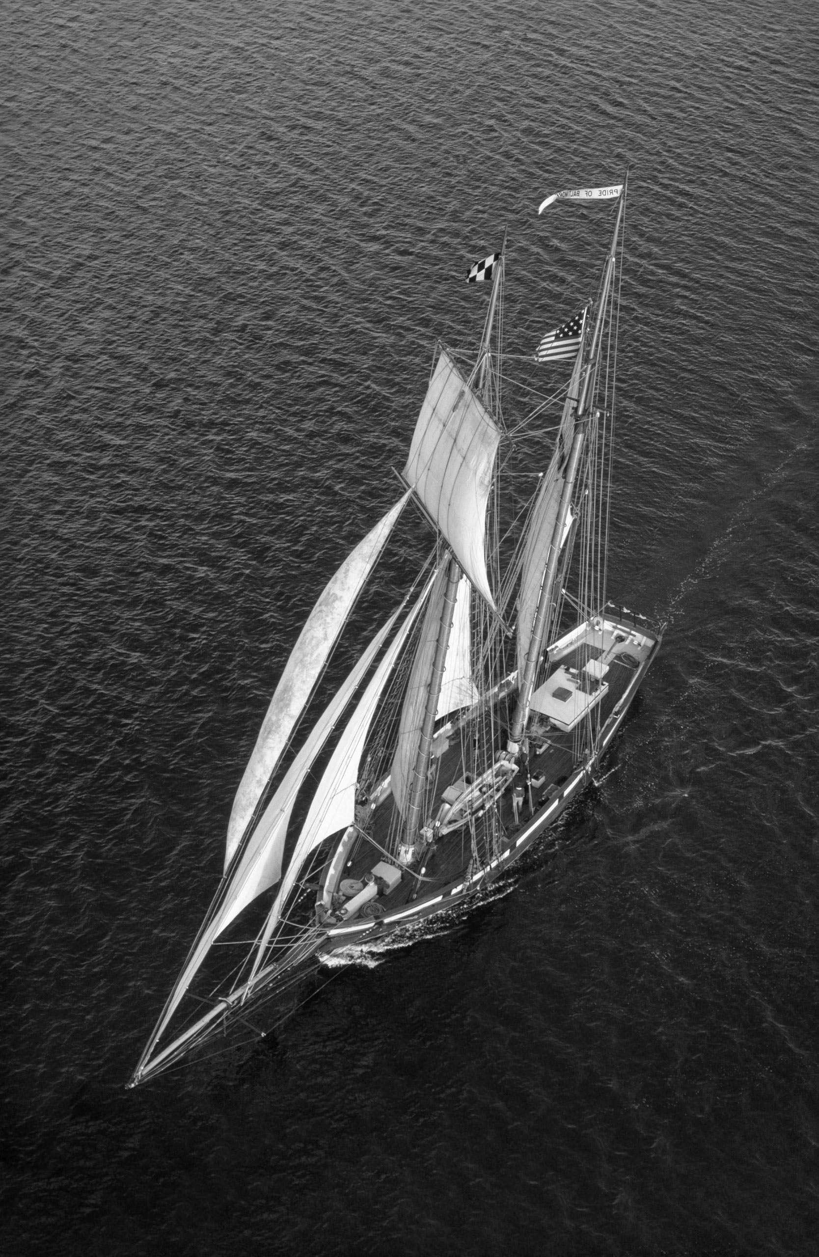 PORTFOLIO - Maritime #9 - B&W - PCG349