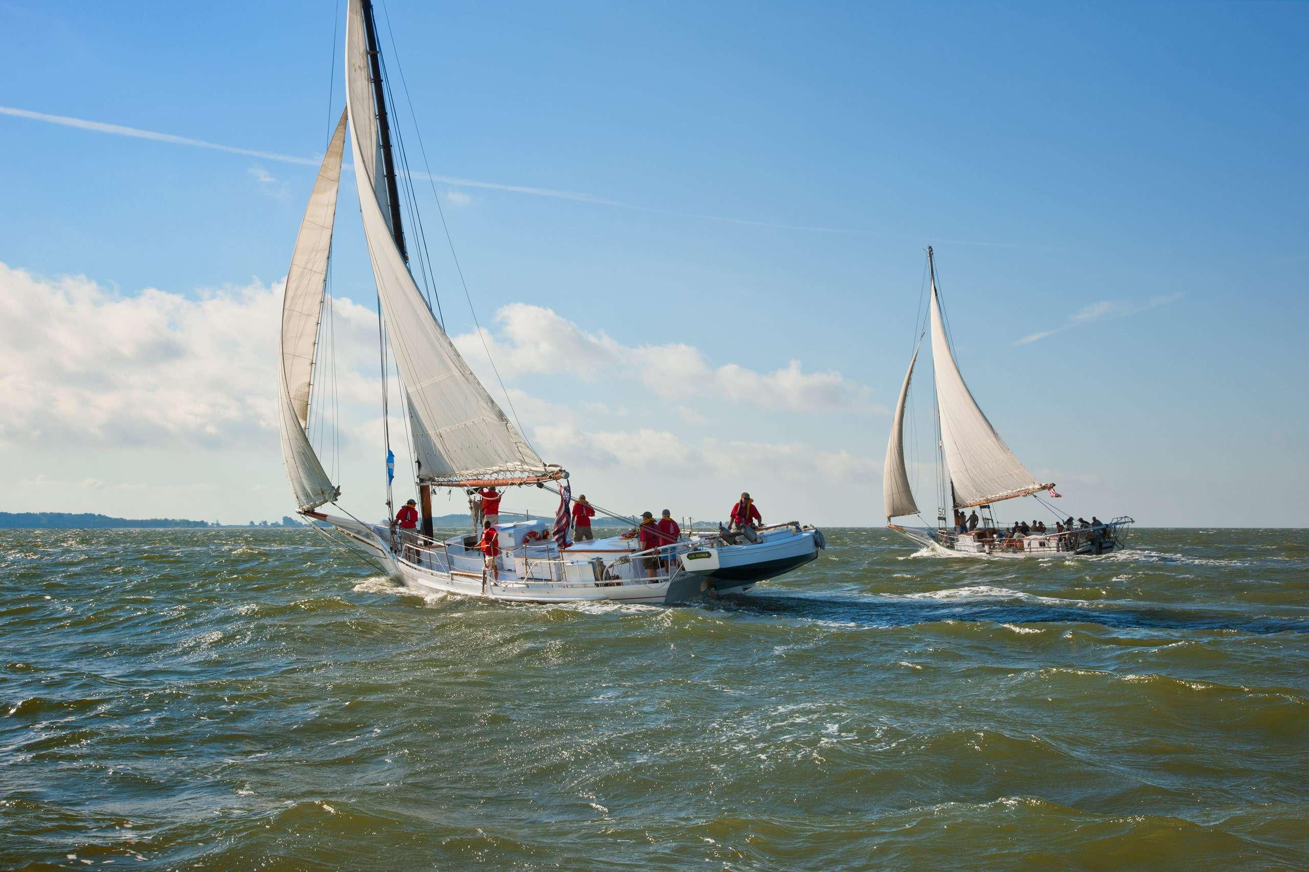 PORTFOLIO - Sailing - Skipjacks #12  PCG652