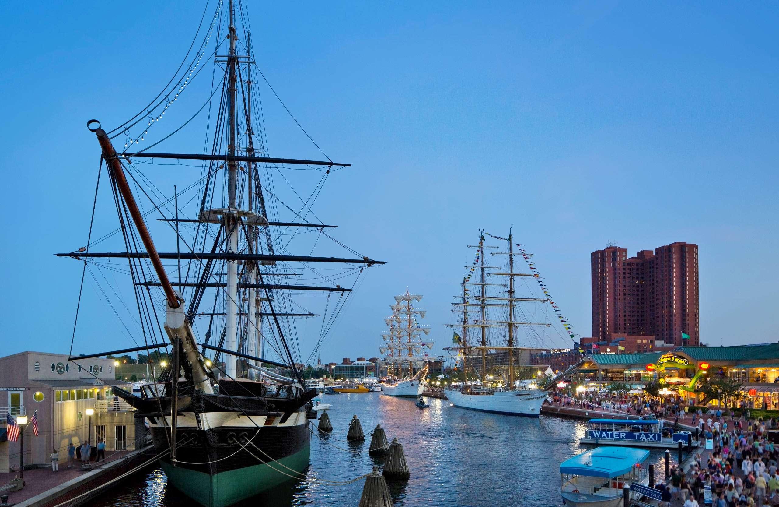 PORTFOLIO - Baltimore -Attractions    #15   PCG702