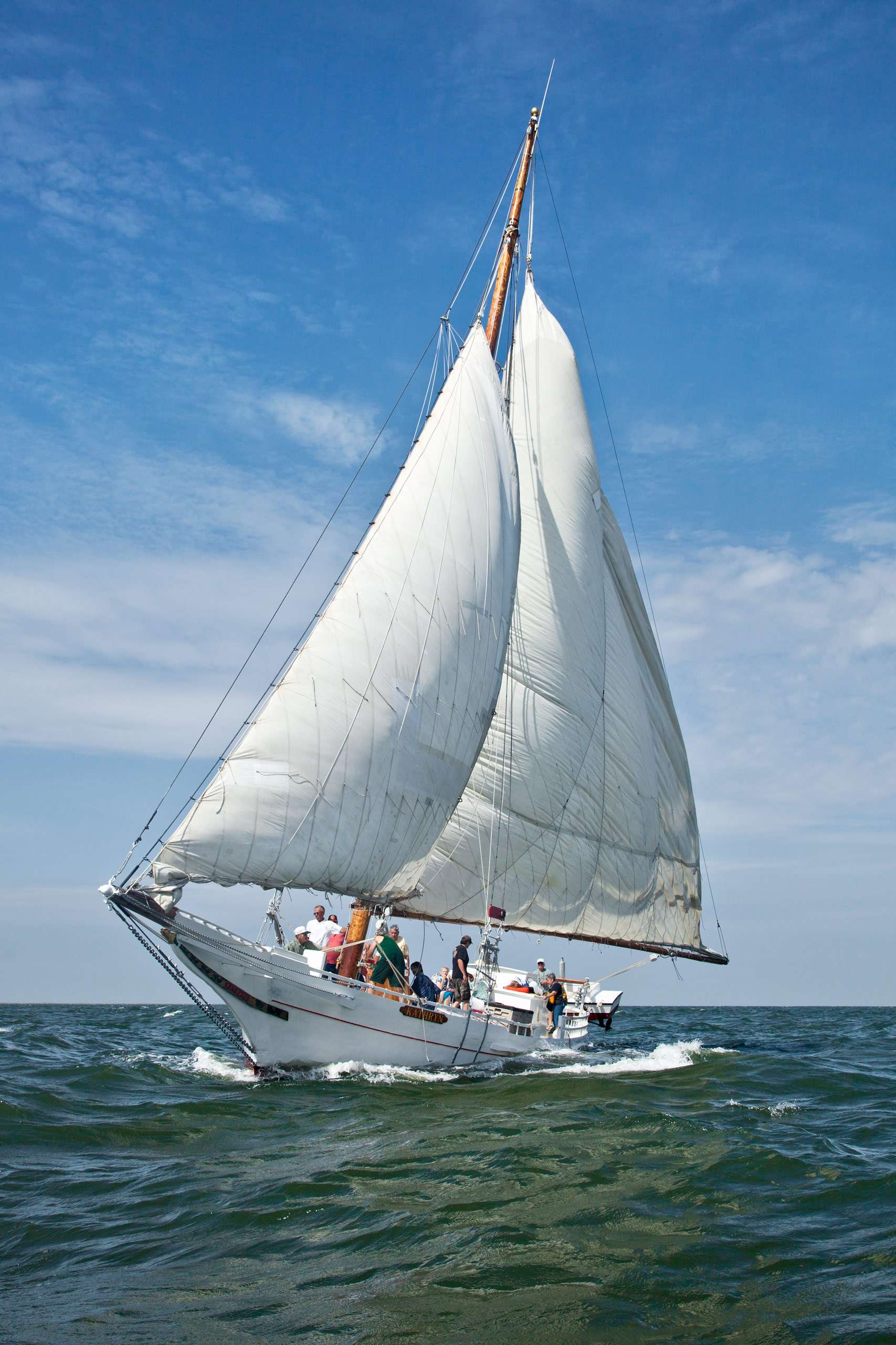 PORTFOLIO - Sailing - Skipjacks #13 PCG763