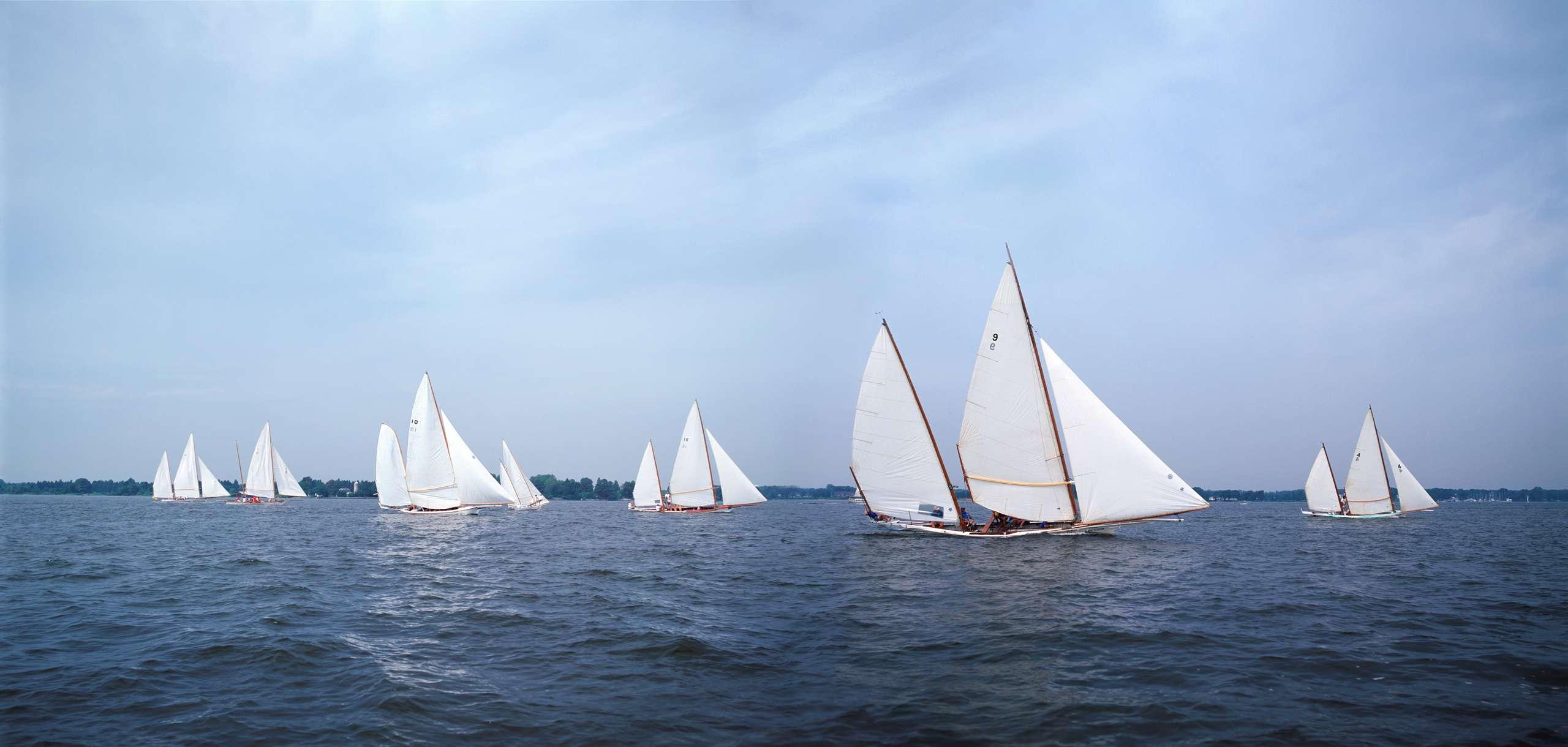 PORTFOLIO - Sailing - Chesapeake #16     PCG255