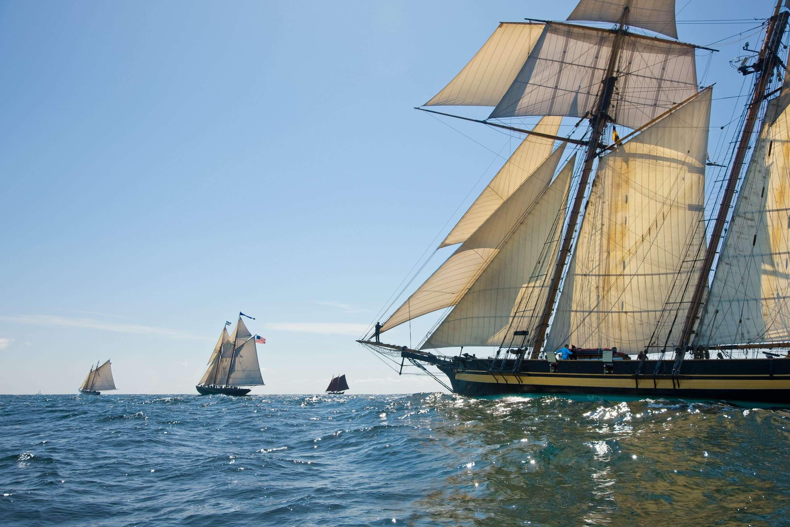PORTFOLIO - Sailing - Windjammers #5    PCG449