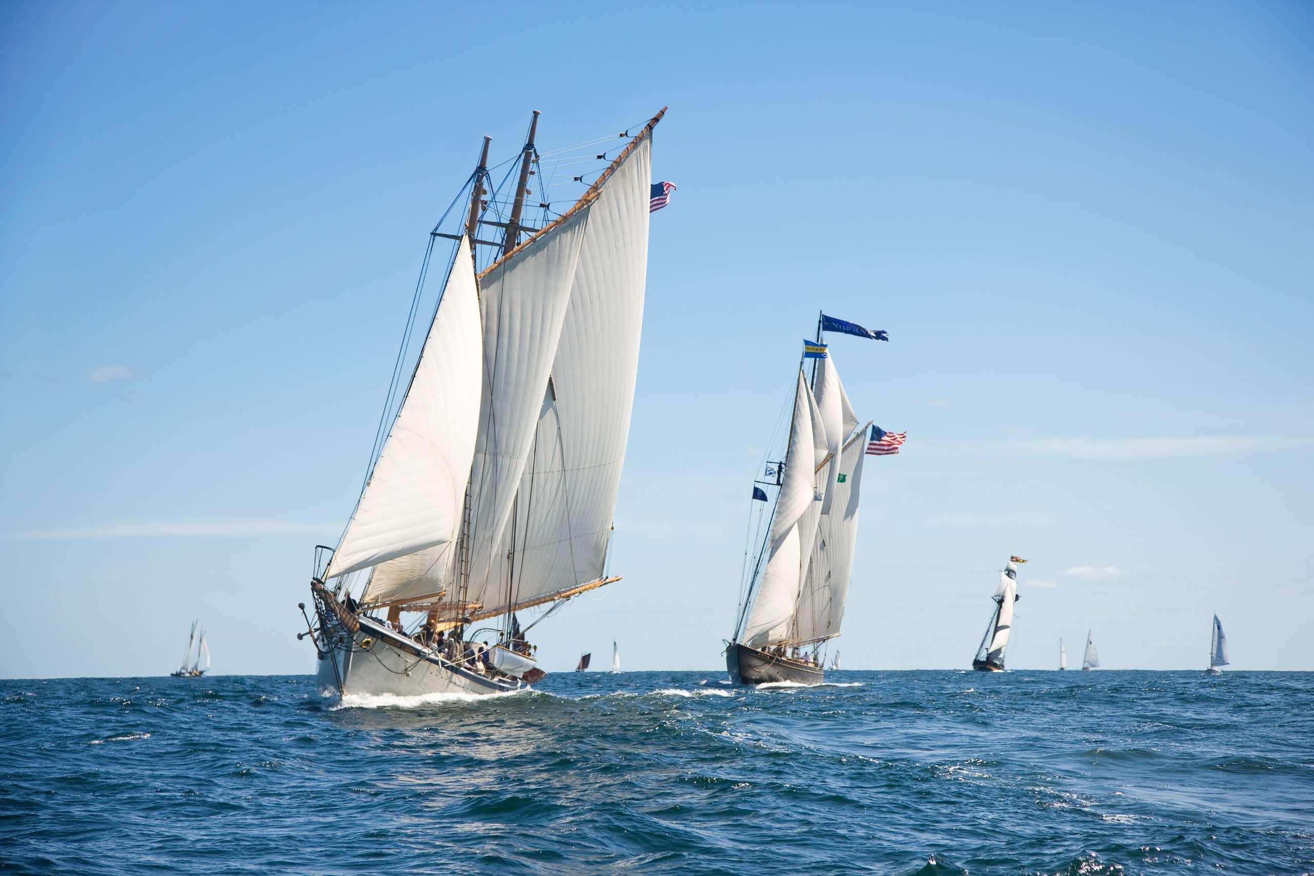 PORTFOLIO - Sailing - Windjammers #16   PCG453