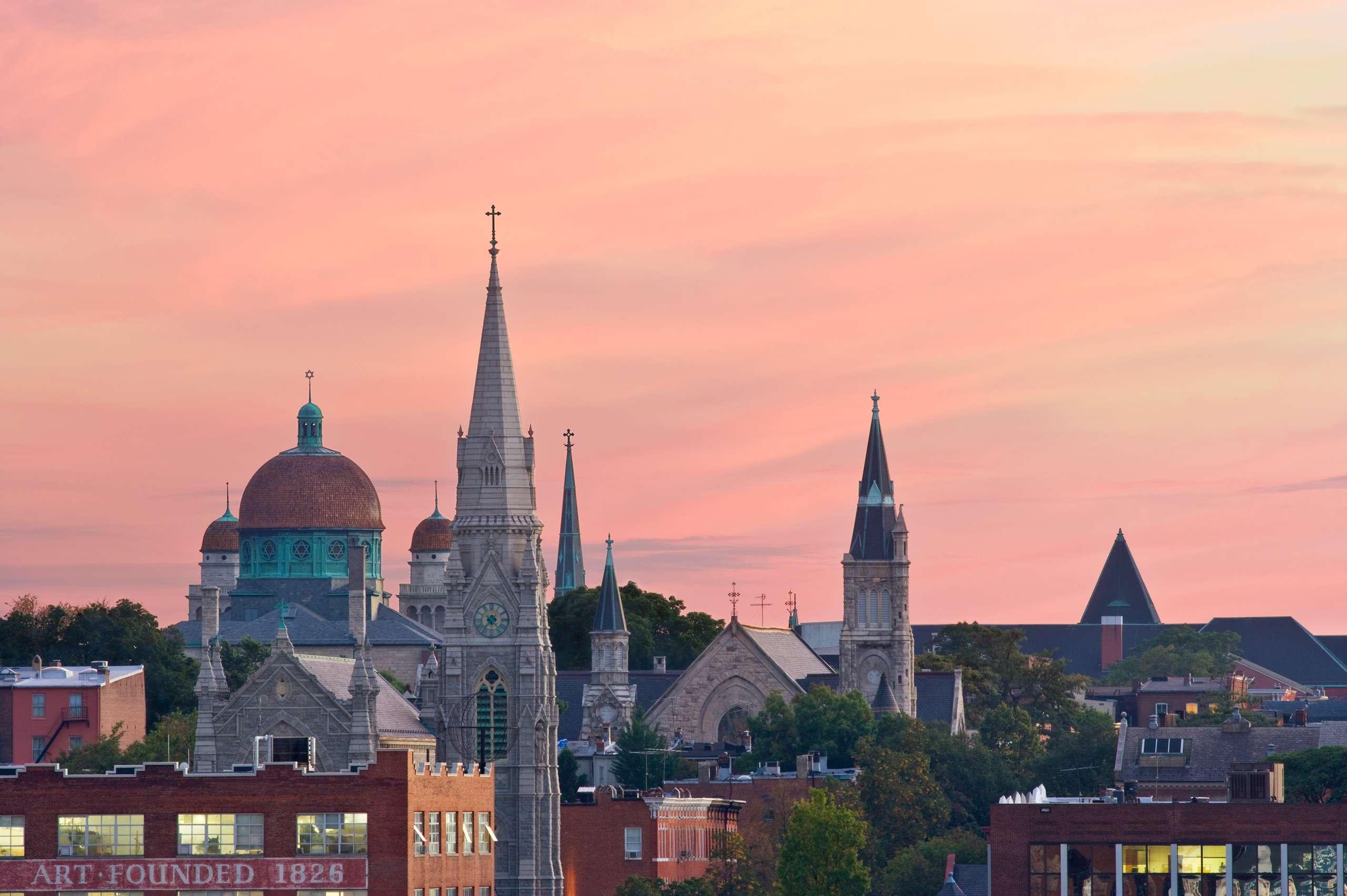 PORTFOLIO - Baltimore Skylines  #26 PCG414