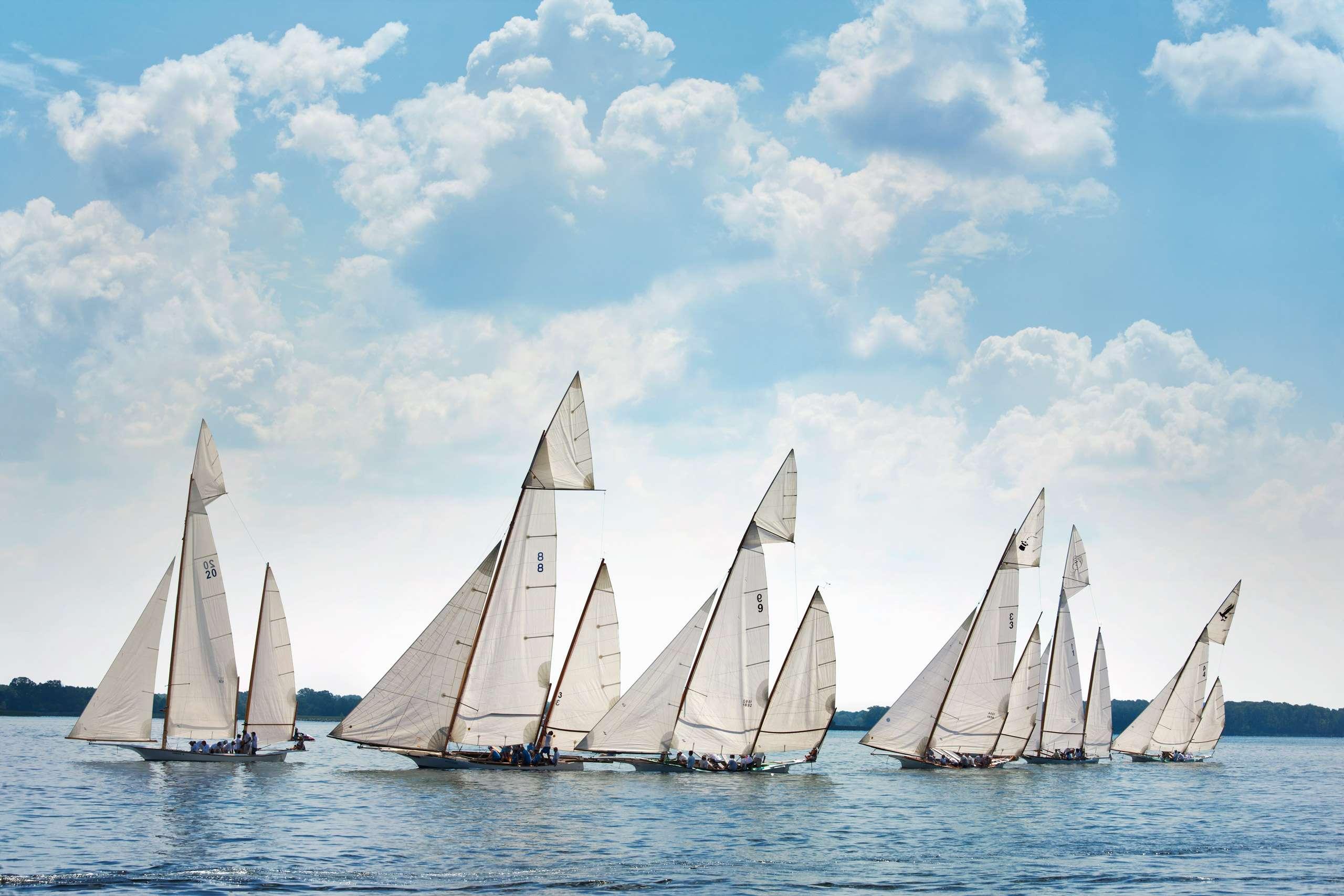 PORTFOLIO - Sailing - Chesapeake #20    PCG571