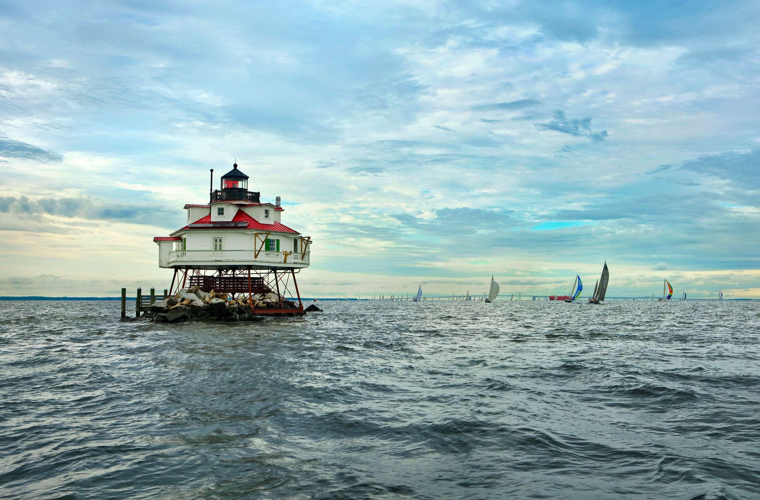 PORTFOLIO - Sailing - Chesapeake #27-PCG438