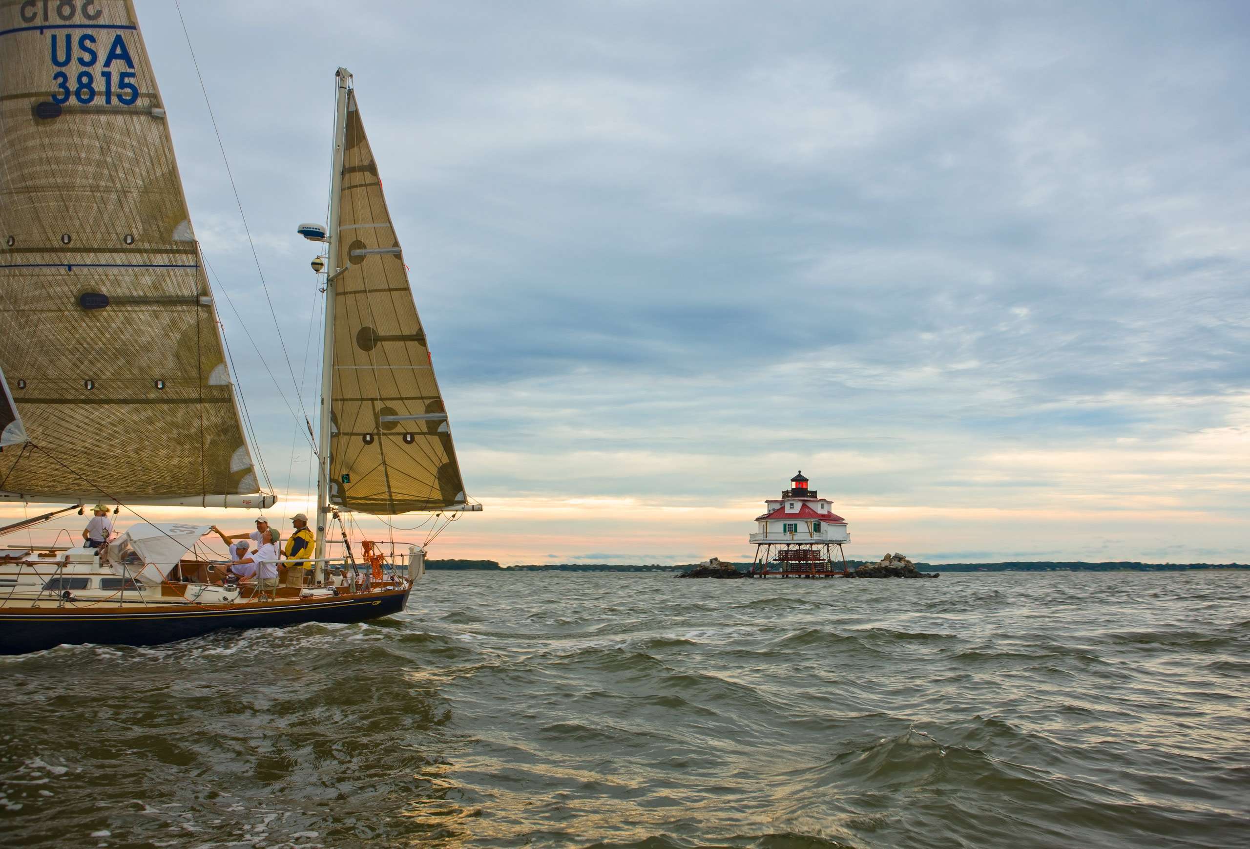 PORTFOLIO - Sailing - Chesapeake #26    PCG441