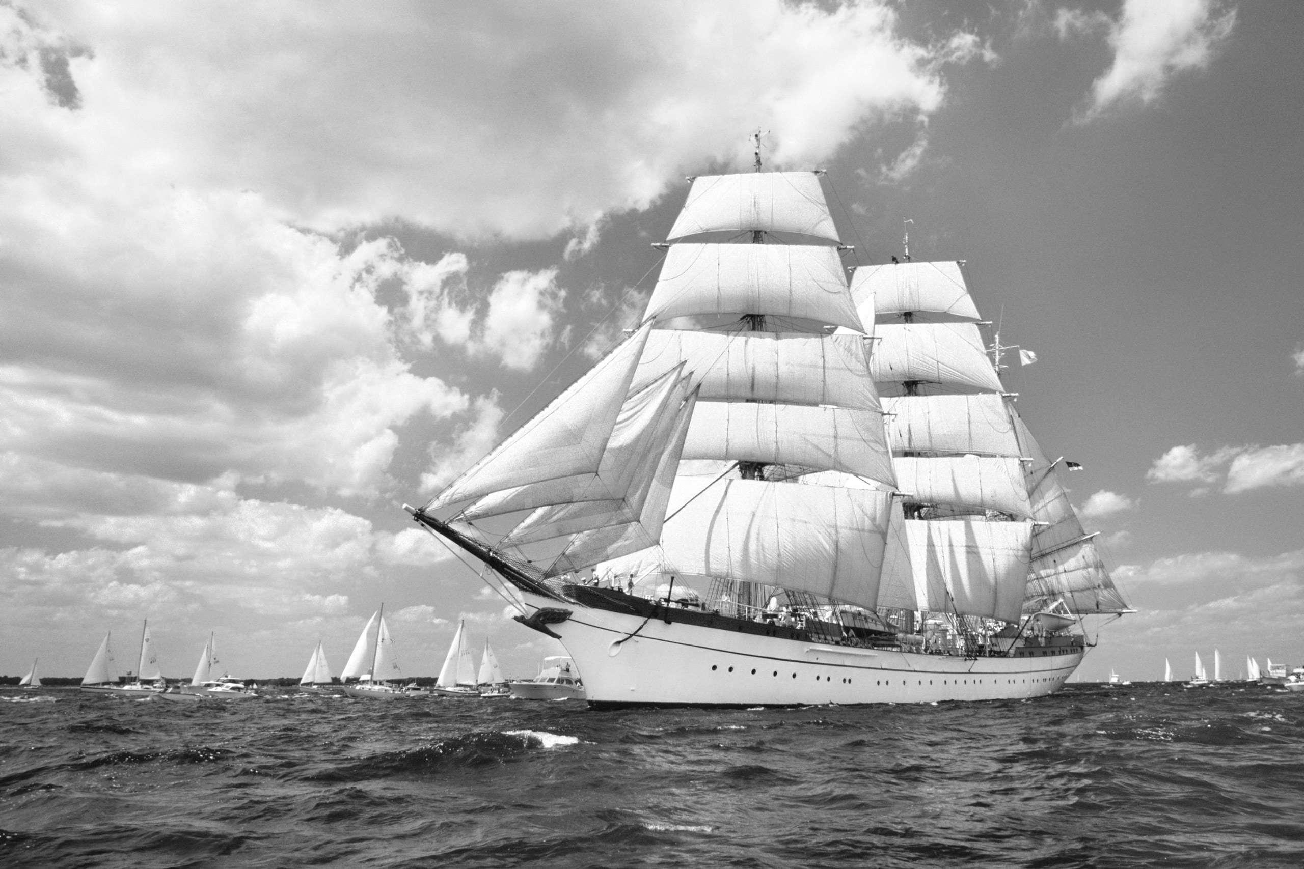 PORTFOLIO - Sailing - Tall Ships #22-PCG173