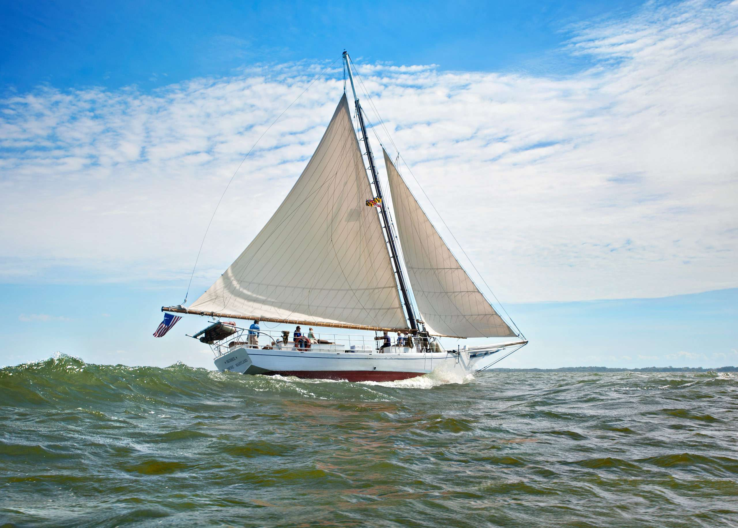 PORTFOLIO - Sailing - Skipjacks #7   PCG657