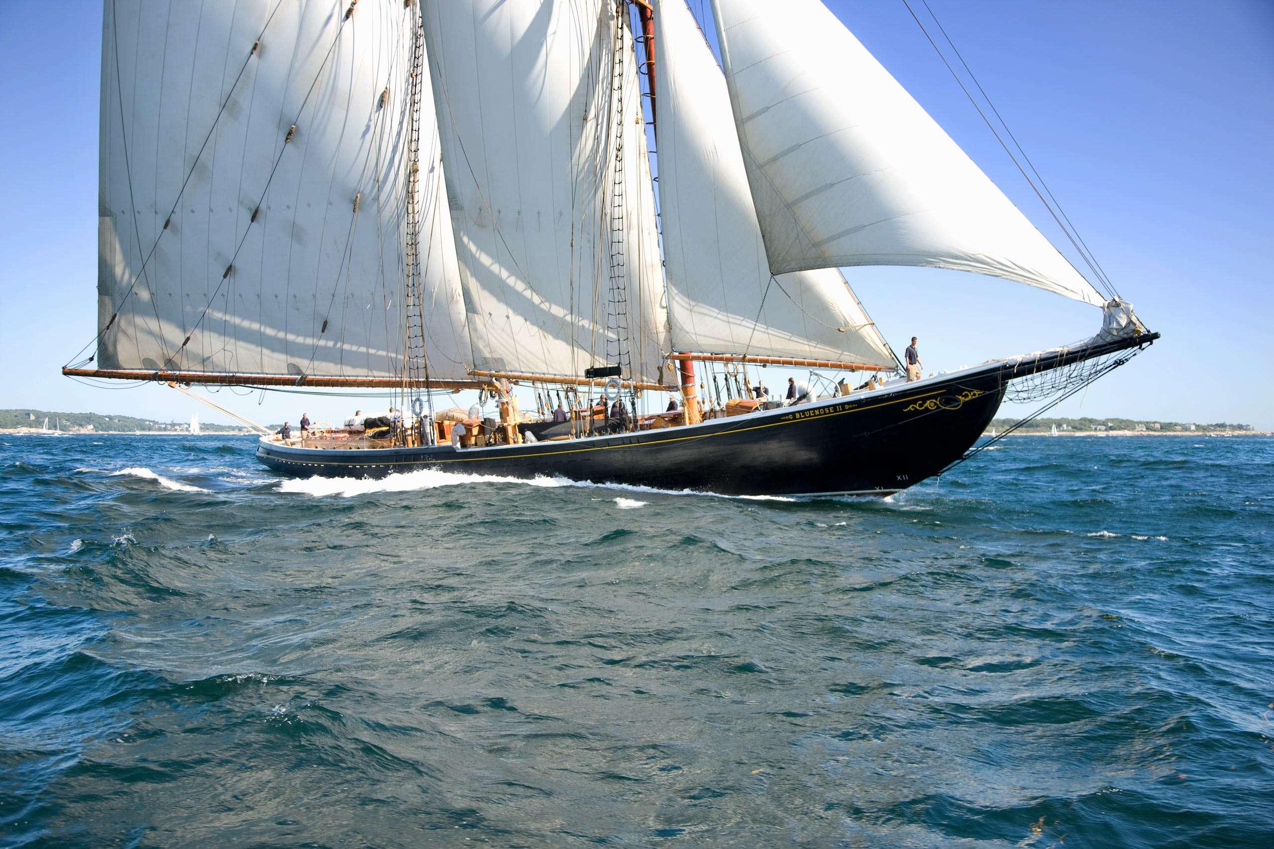 PORTFOLIO - Sailing - Windjammers #11   PCG443