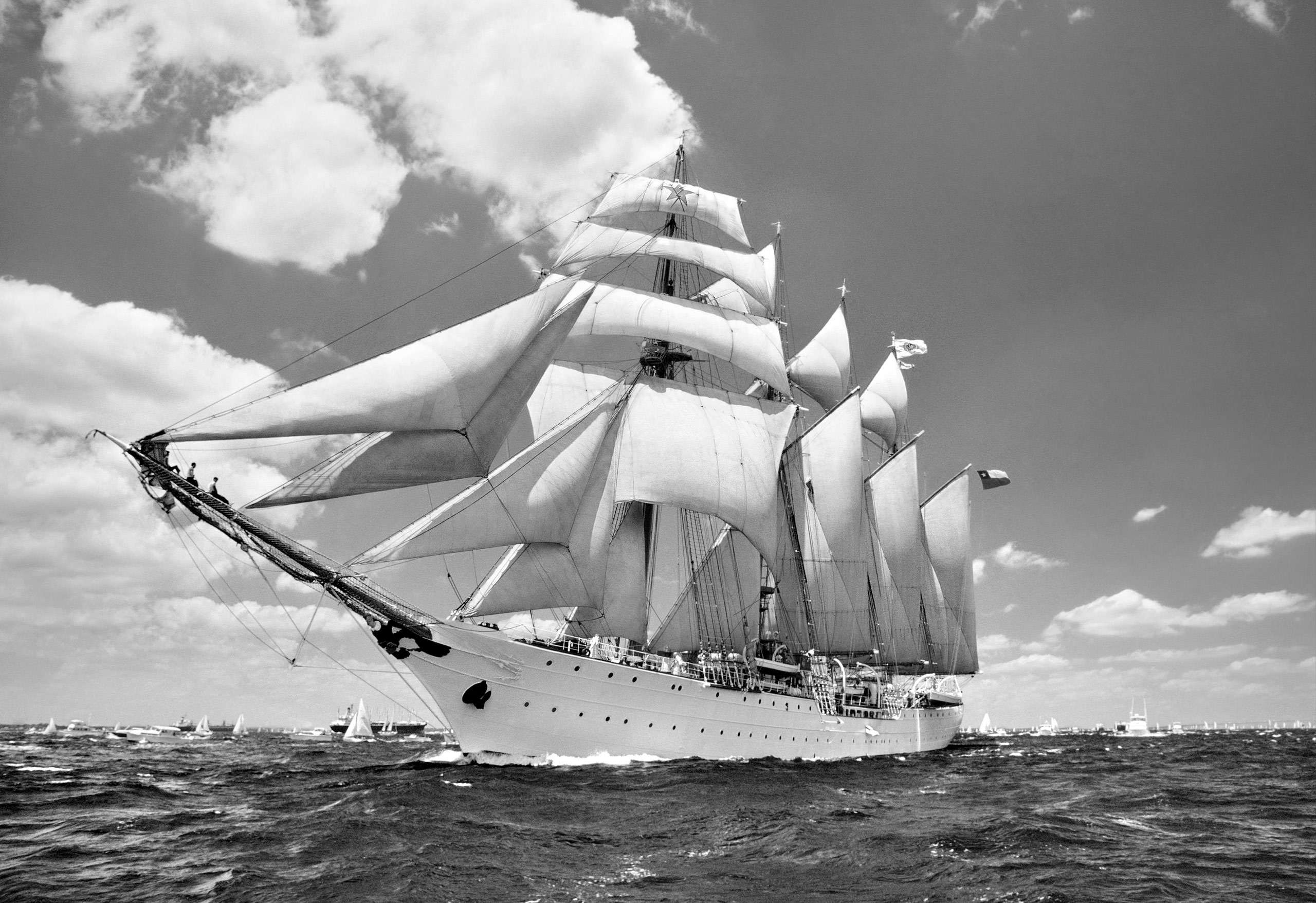 PORTFOLIO - Sailing - Tall Ships #21-PCG177