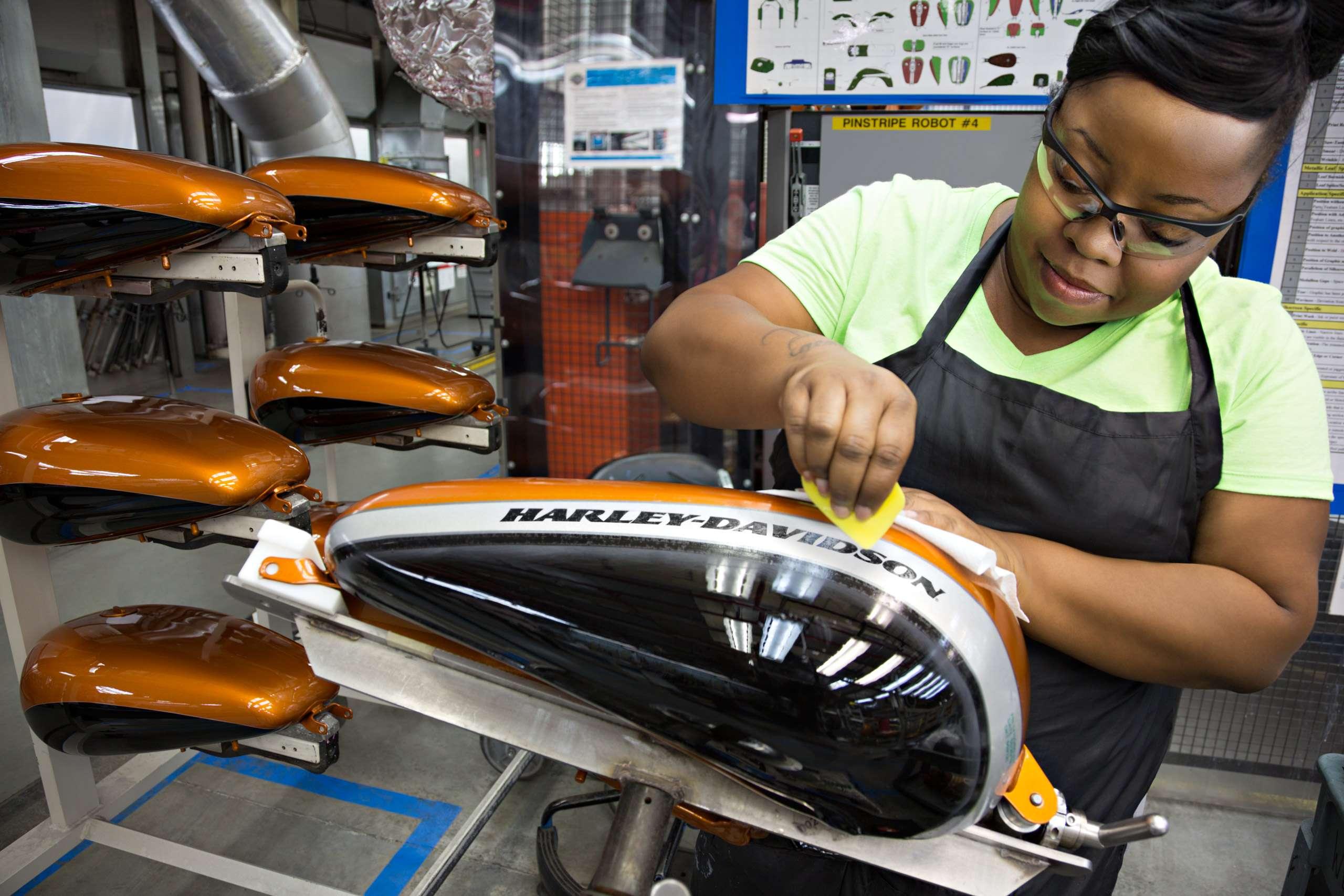 Harley-Davidson Vehicle and Powertrain Operations