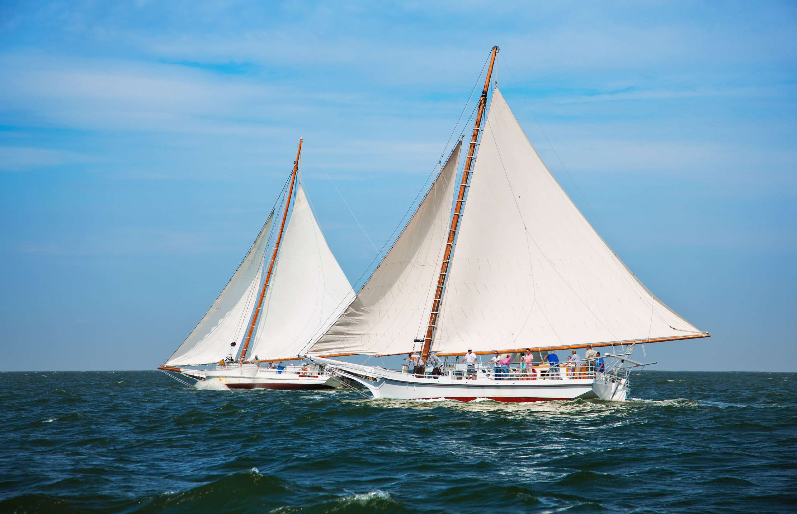 PORTFOLIO - Sailing - Skipjacks #17