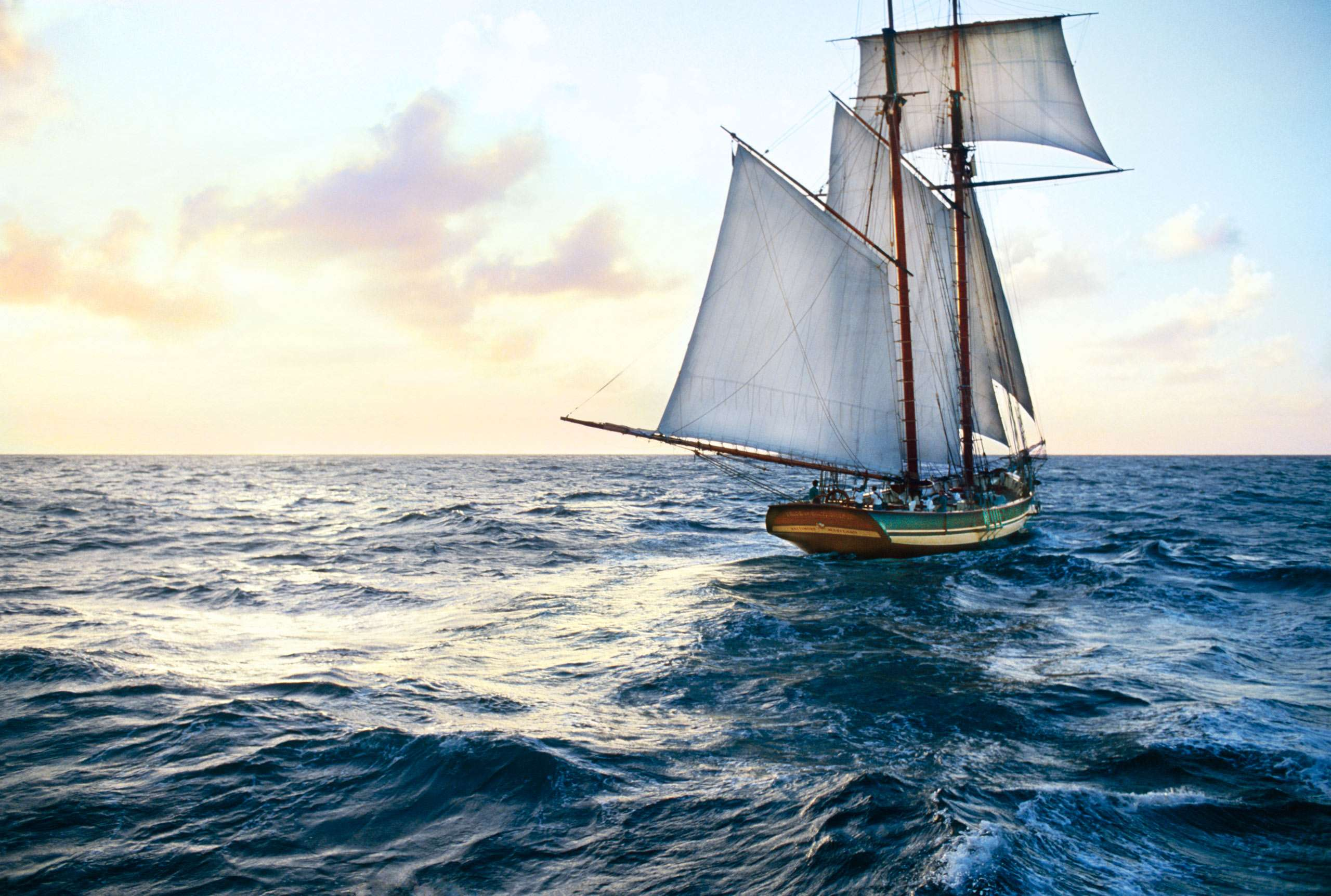 PORTFOLIO - Sailing - Windjammers #24   PCG083