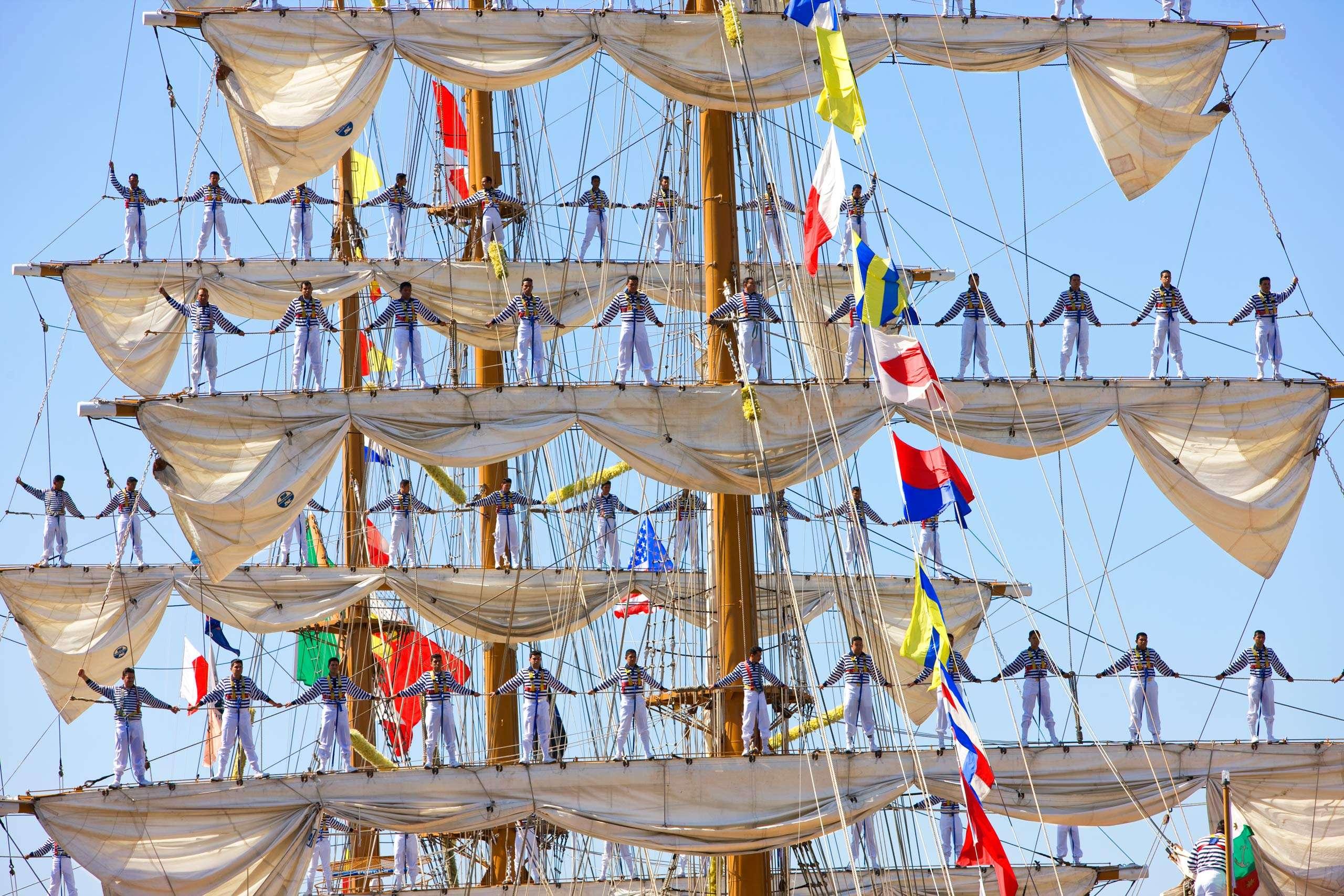 PORTFOLIO - Sailing - Tall Ships #20-PCG323