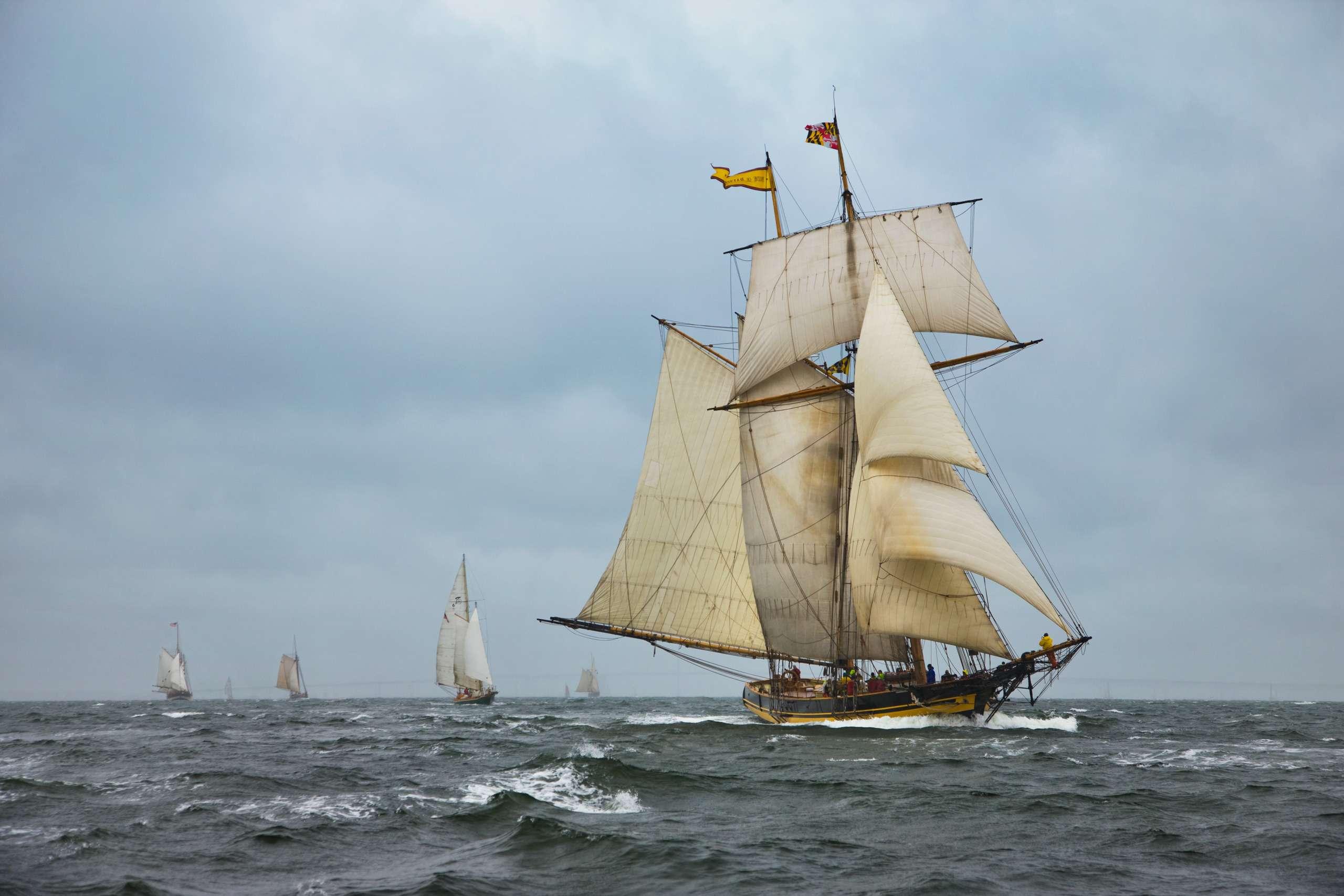PORTFOLIO - Sailing - Tall Ships #8-PCG468