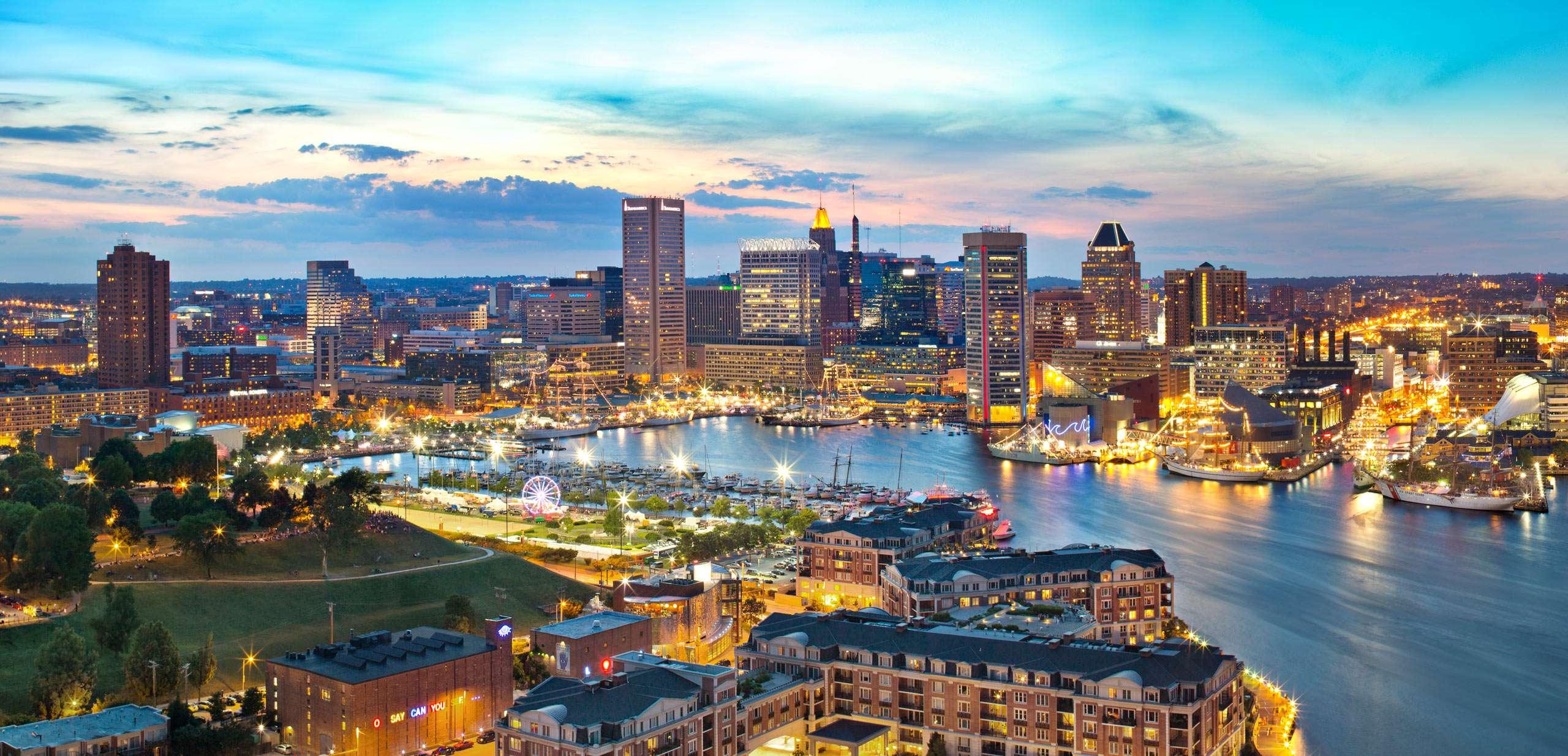 PORTFOLIO - Baltimore -Attractions  #18  PCG676