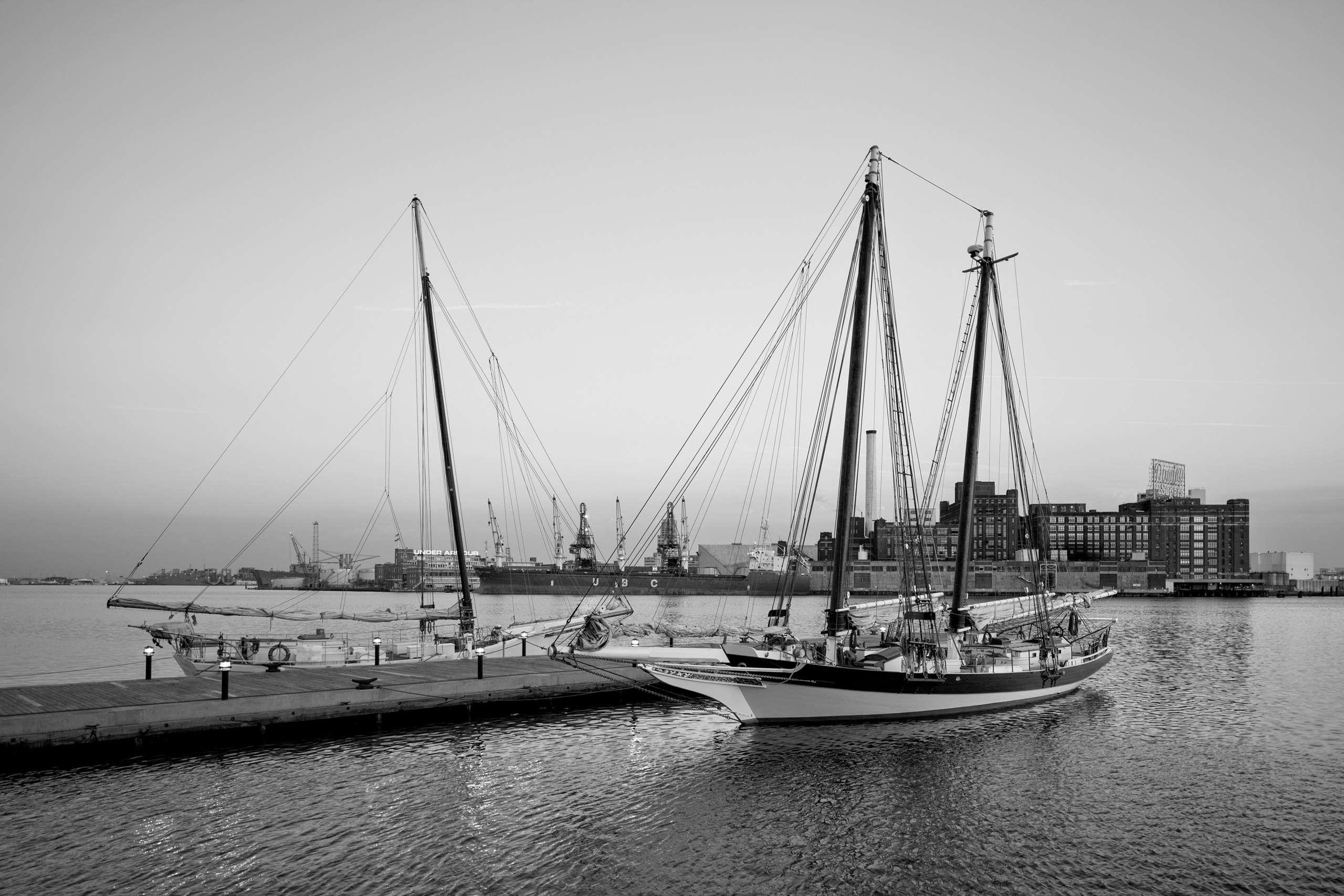 PORTFOLIO - Maritime #12 B&W- PCG669