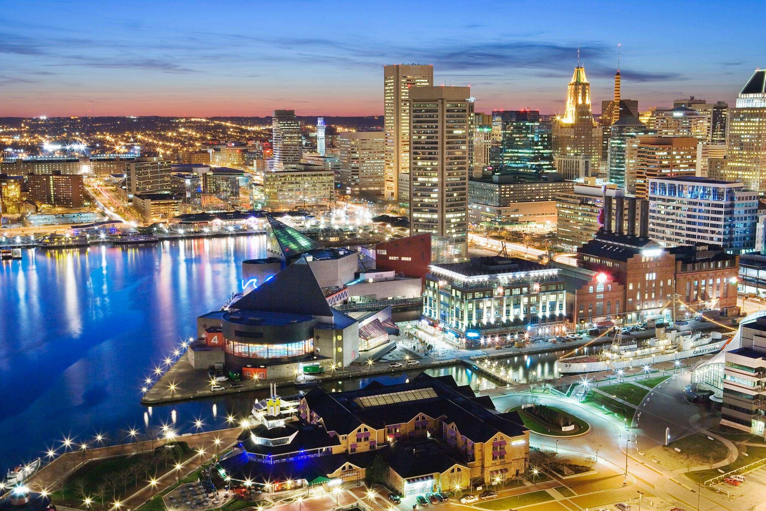 PORTFOLIO - Baltimore Skylines  #16-PCG391