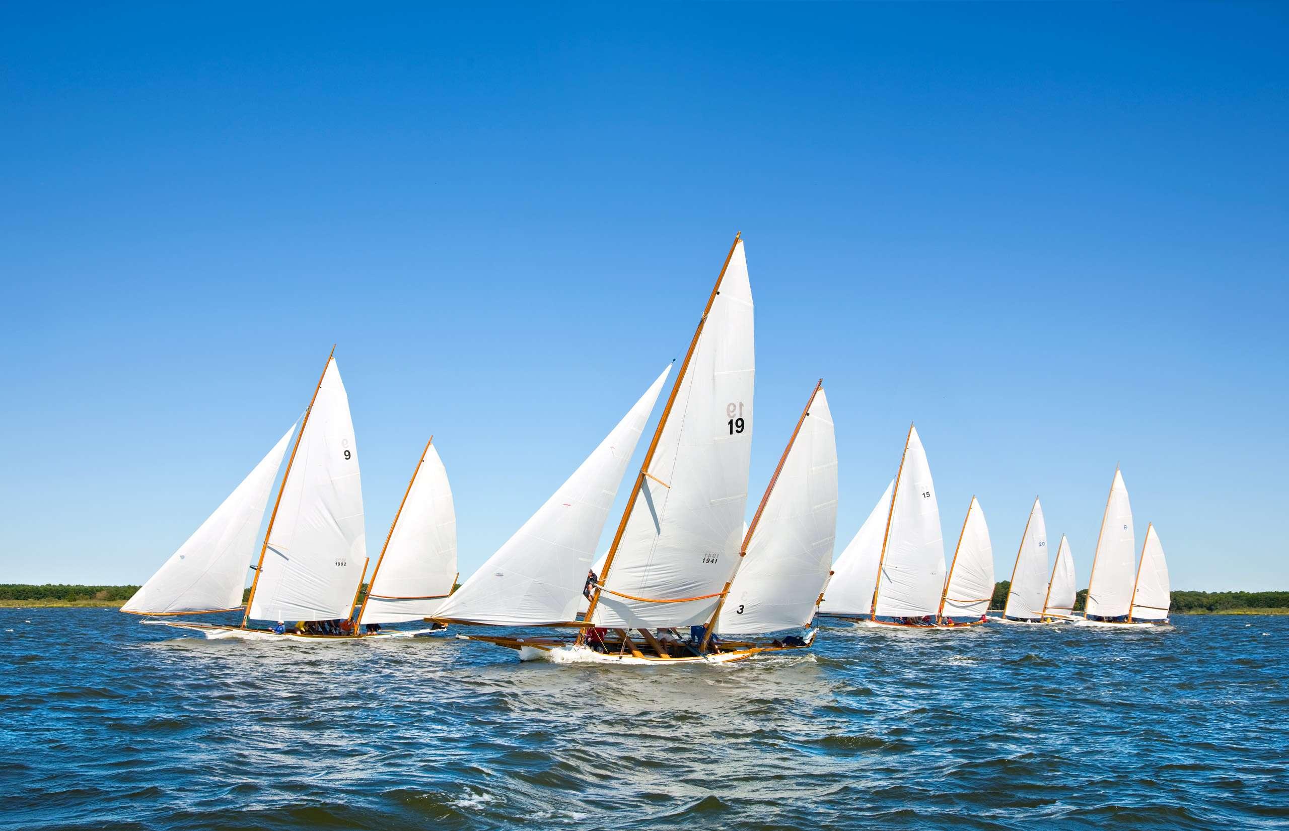 PORTFOLIO - Sailing - Chesapeake #21 PCG476