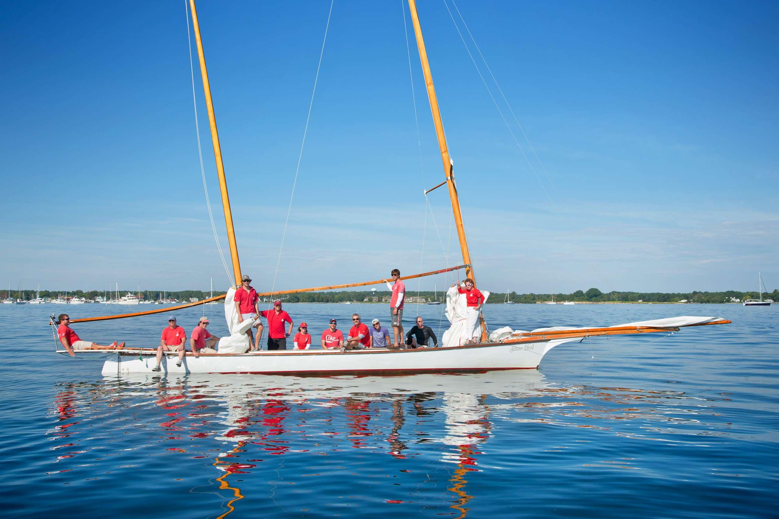 PORTFOLIO - Sailing - Log Canoes #31